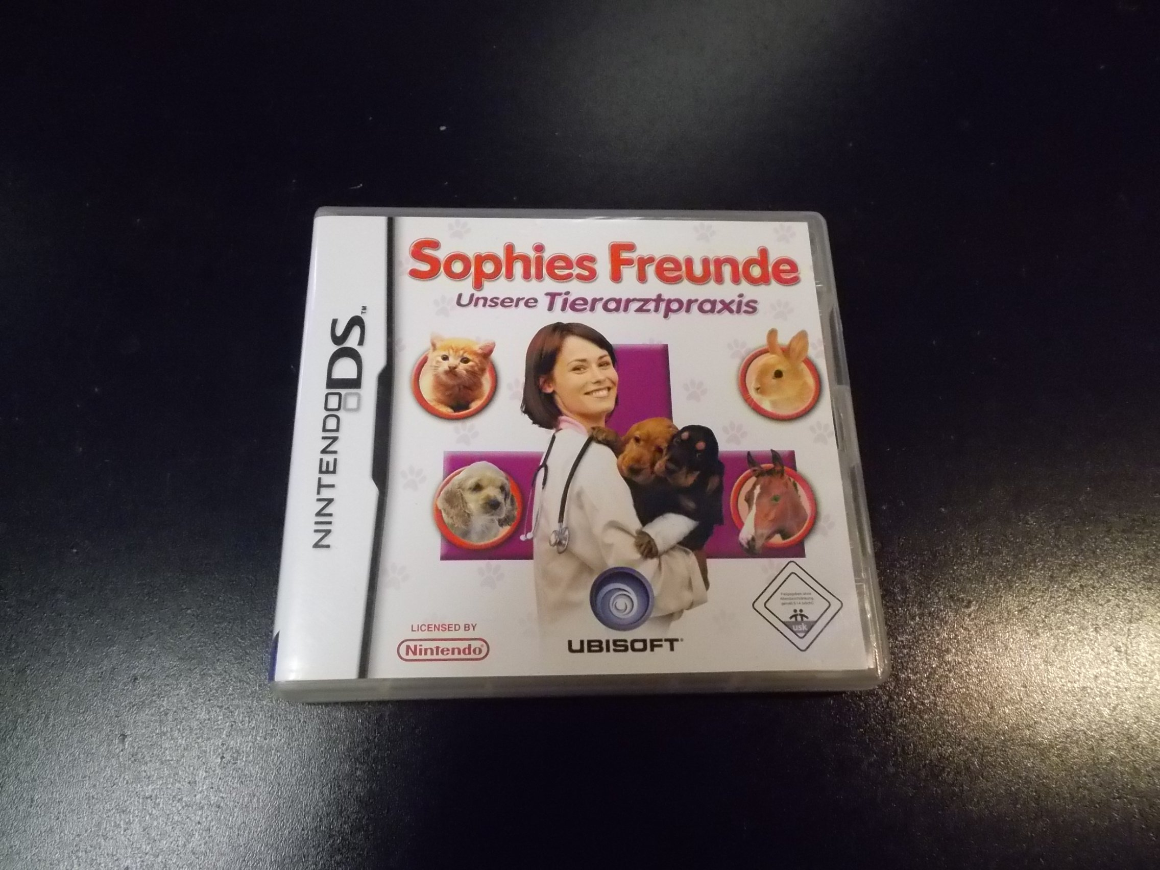 Sophies Freunde - GRA Nintendo DS Sklep