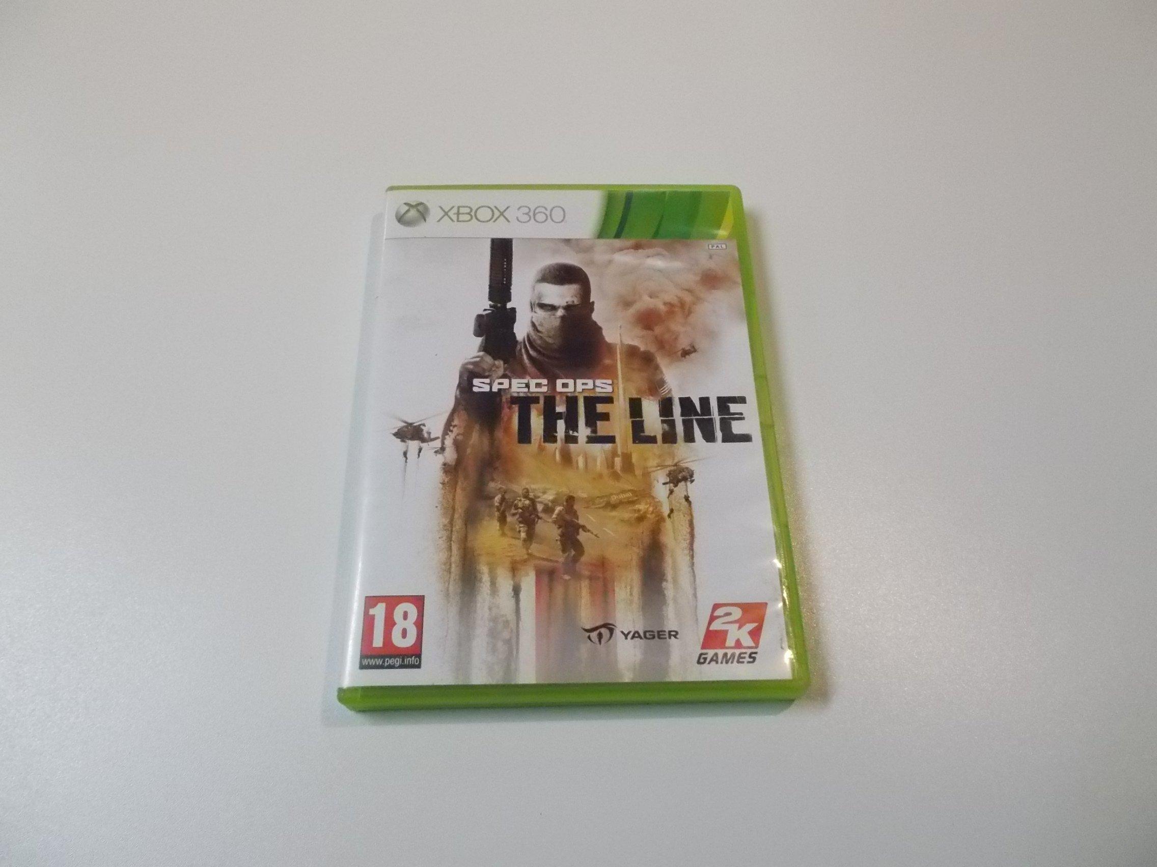 Spec Ops The Line - GRA Xbox 360 - Sklep