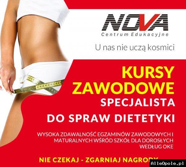 Specjalista do spraw dietetyki - tylko 189 zł