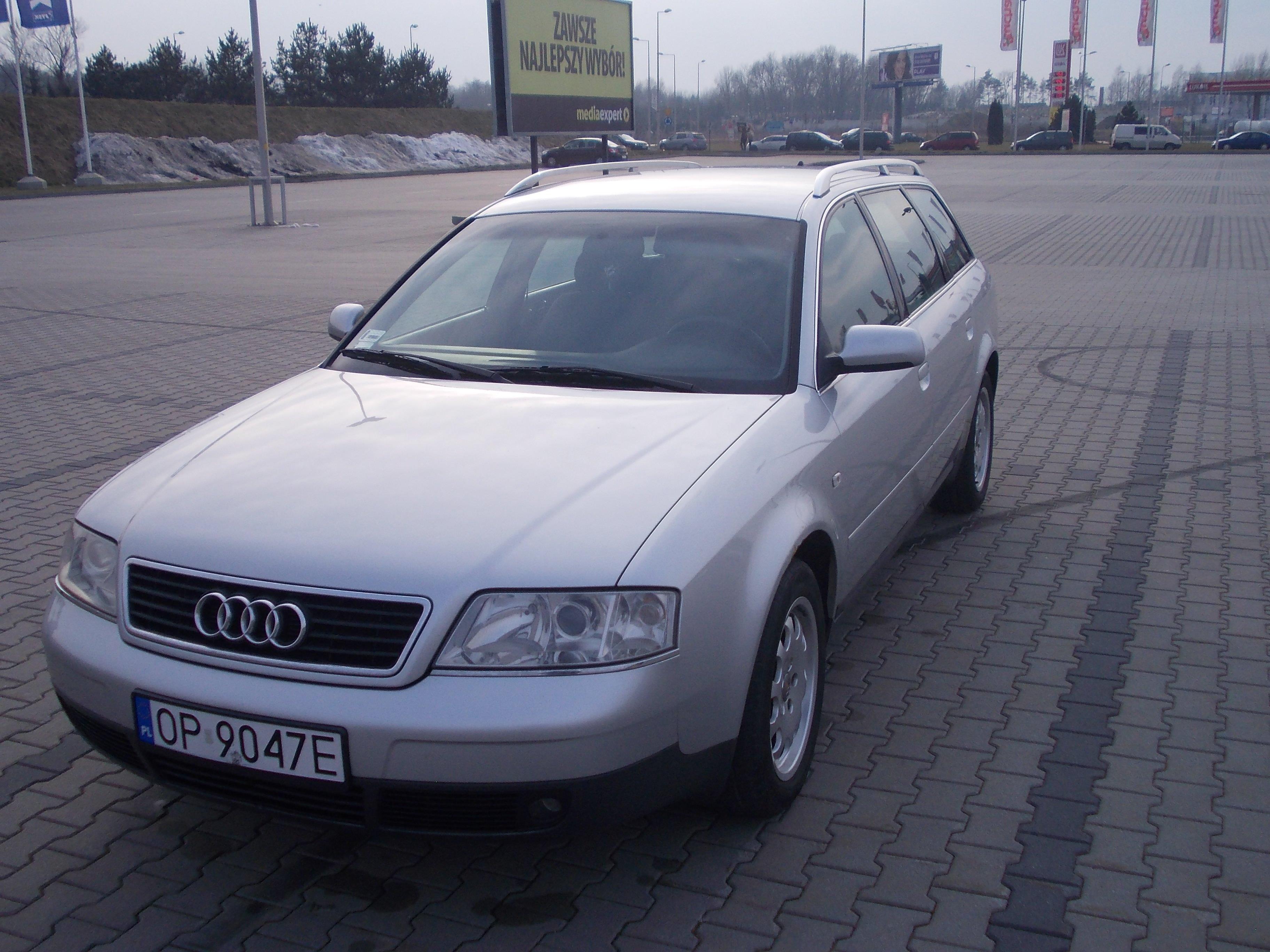 Sprzedam Audi A6 Avant