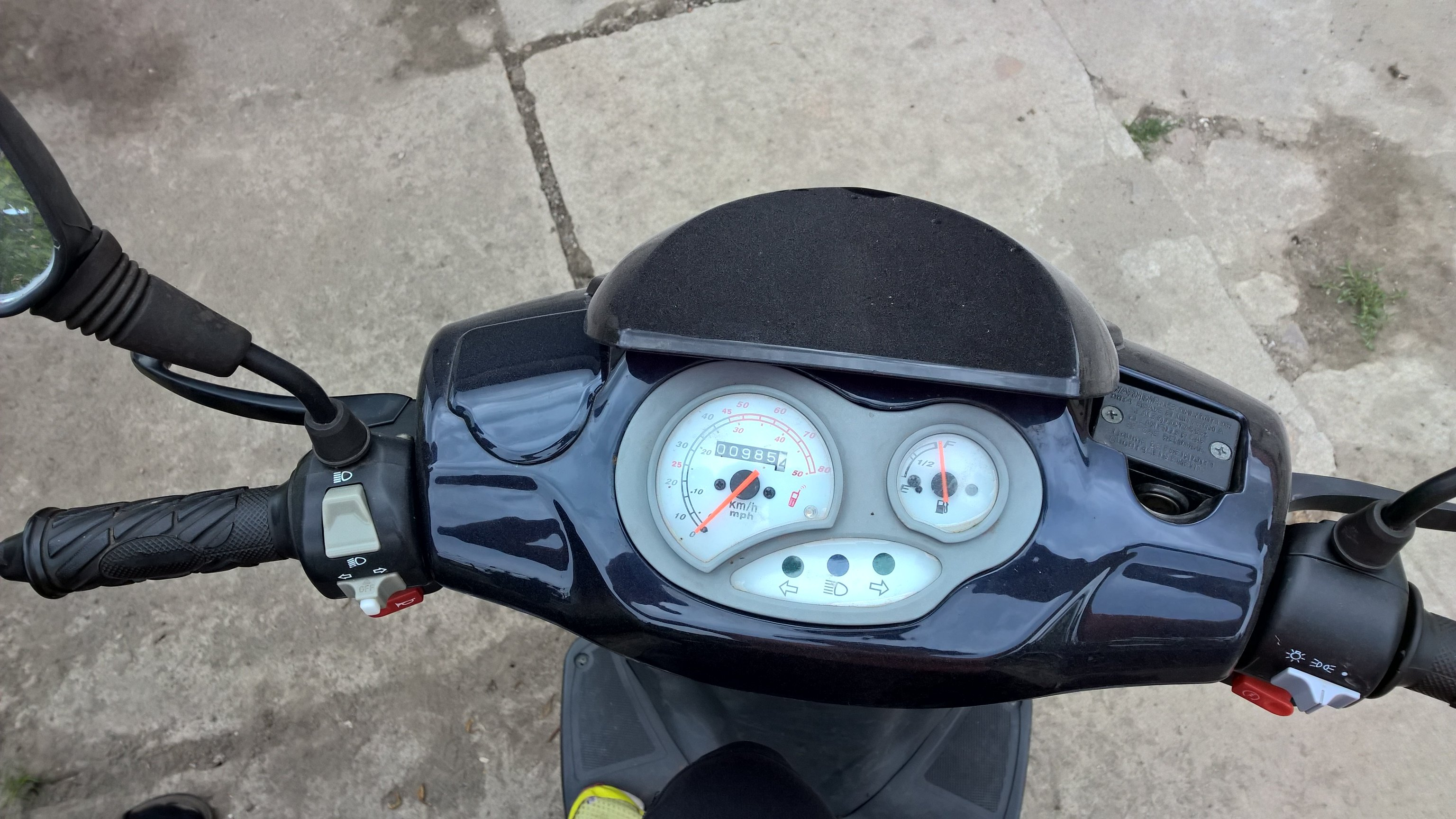 Sprzedam skuter motorower