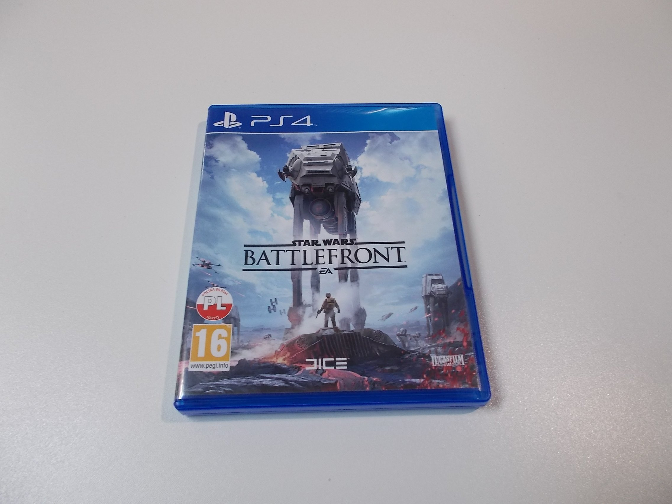 Star Wars Battlefront PL - GRA Ps4 Opole 354