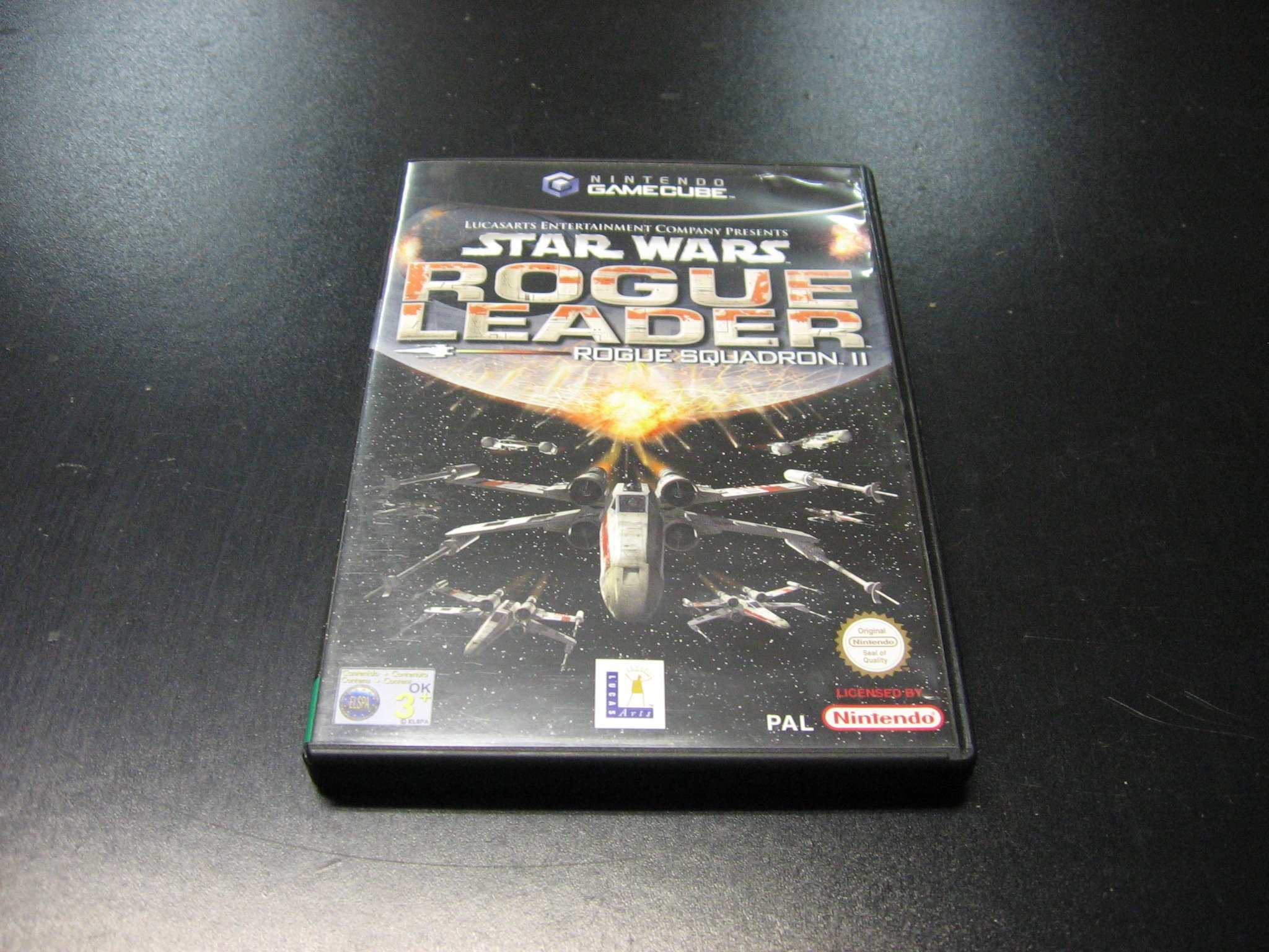 Star Wars Rogue Leader - GRA Nintendo GameCube Sklep