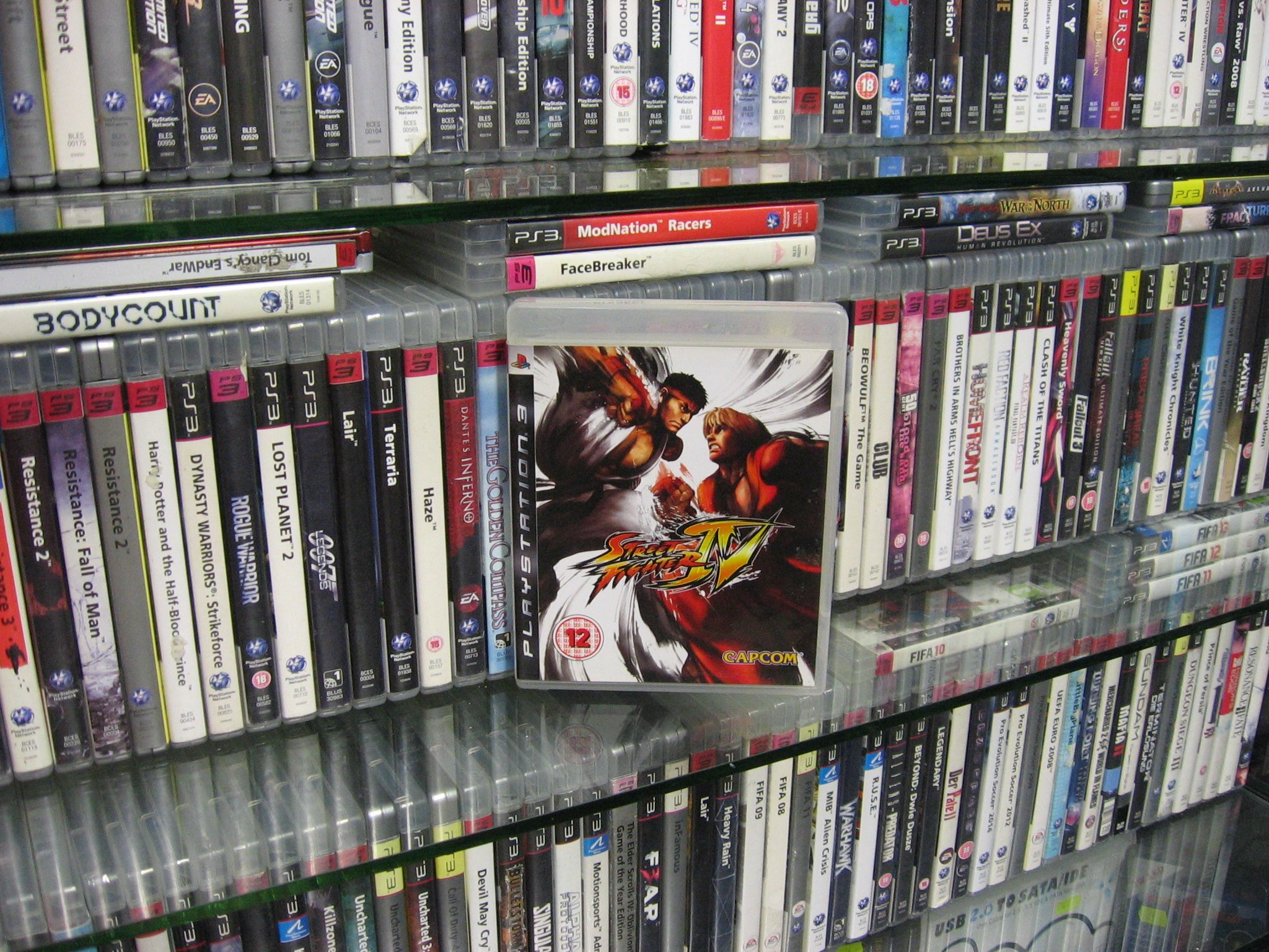 Street Fighter IV - GRA PS3 Opole 0024