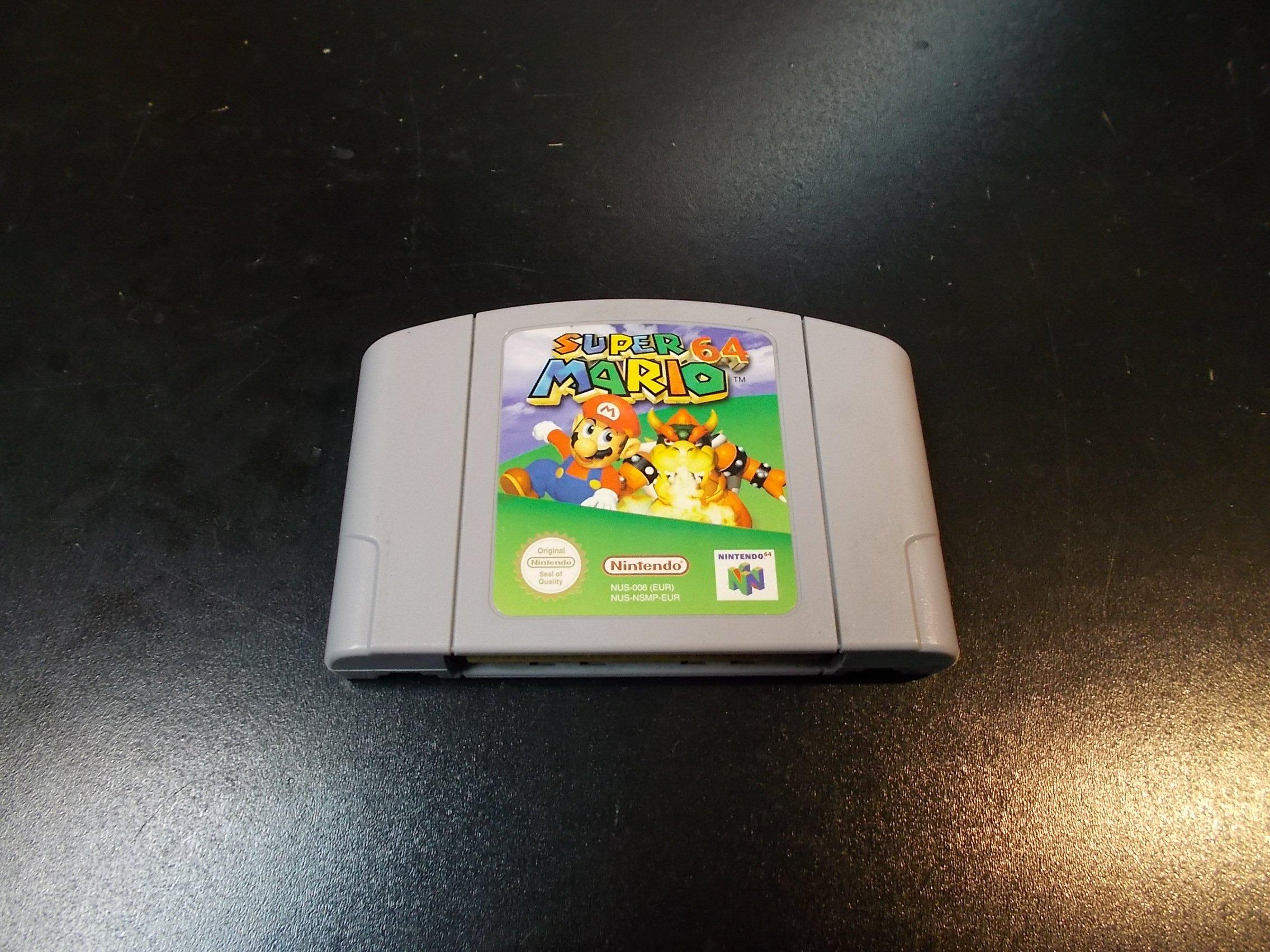 Super Mario - GRA Nintendo 64 Opole 0271