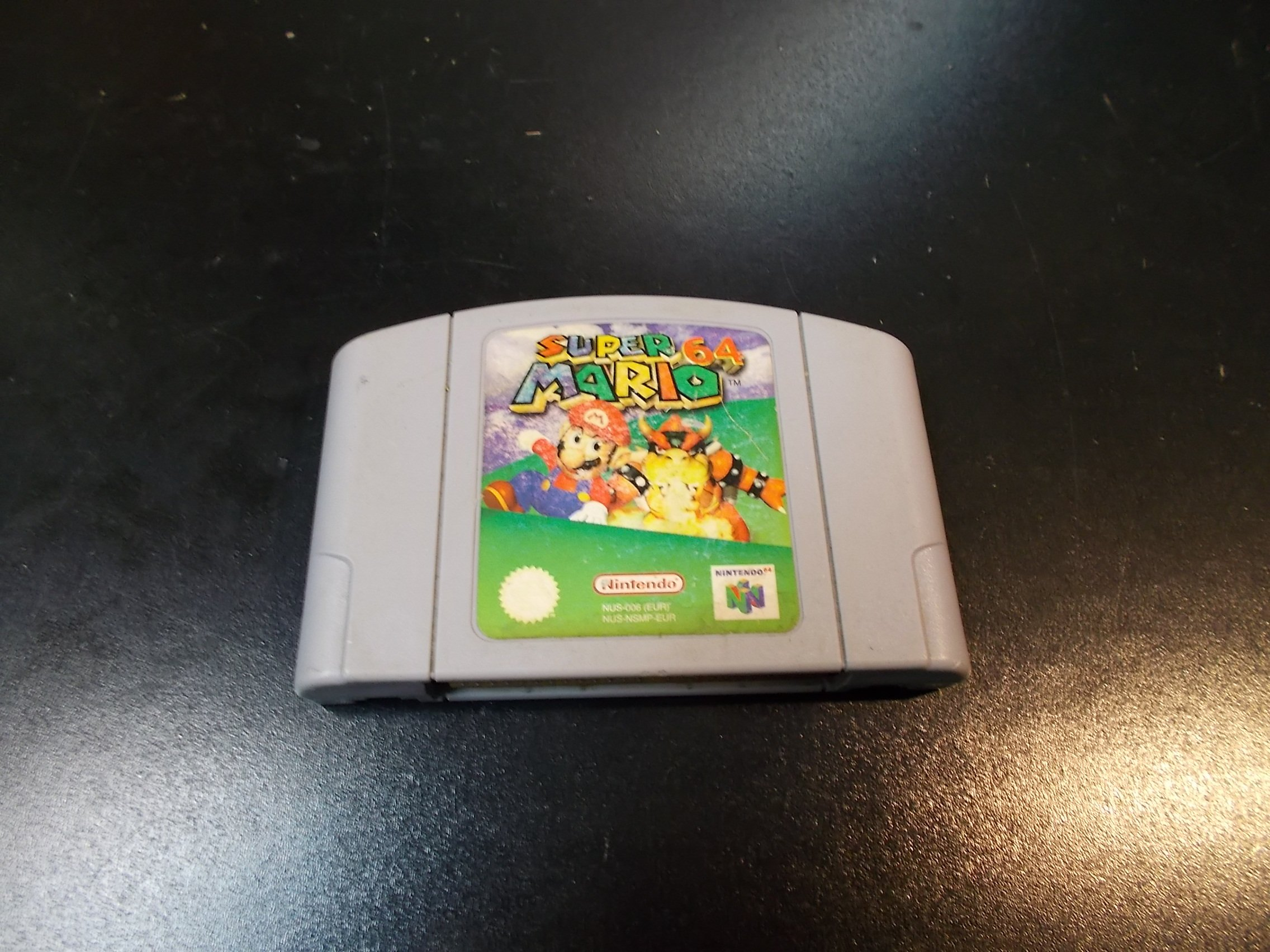 Super Mario - GRA Nintendo 64 Sklep