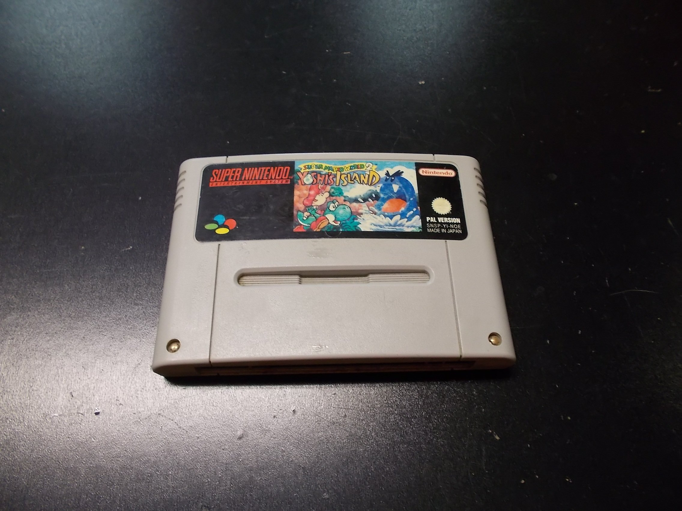 Super Mario World 2 - GRA SUPER NINTENDO SNES Sklep ALFA Opole 0227