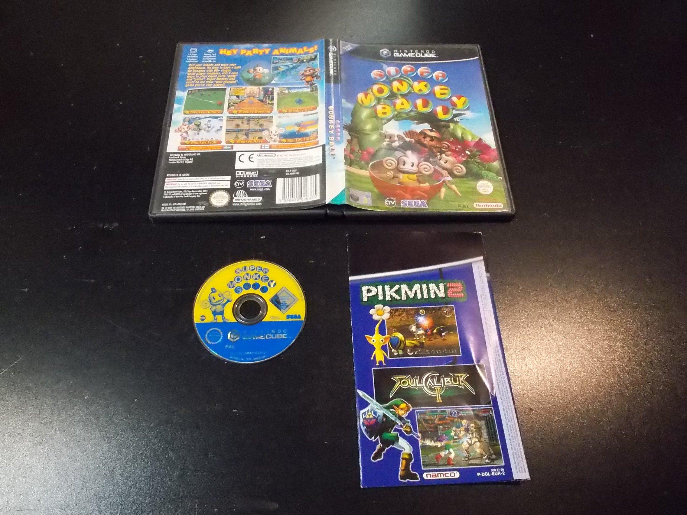 Super Monkey Ball - GRA Nintendo GameCube - Sklep