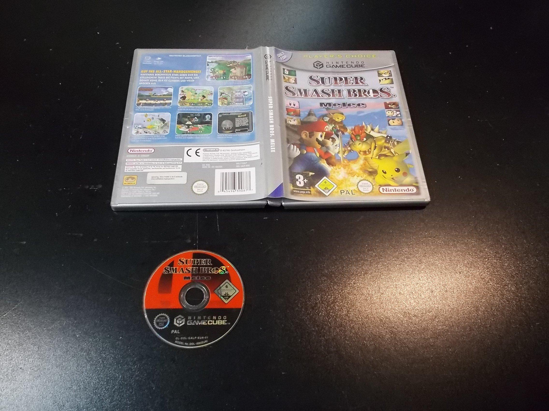 Super Smash Bros Melee - GRA Nintendo GameCube - Sklep 0323