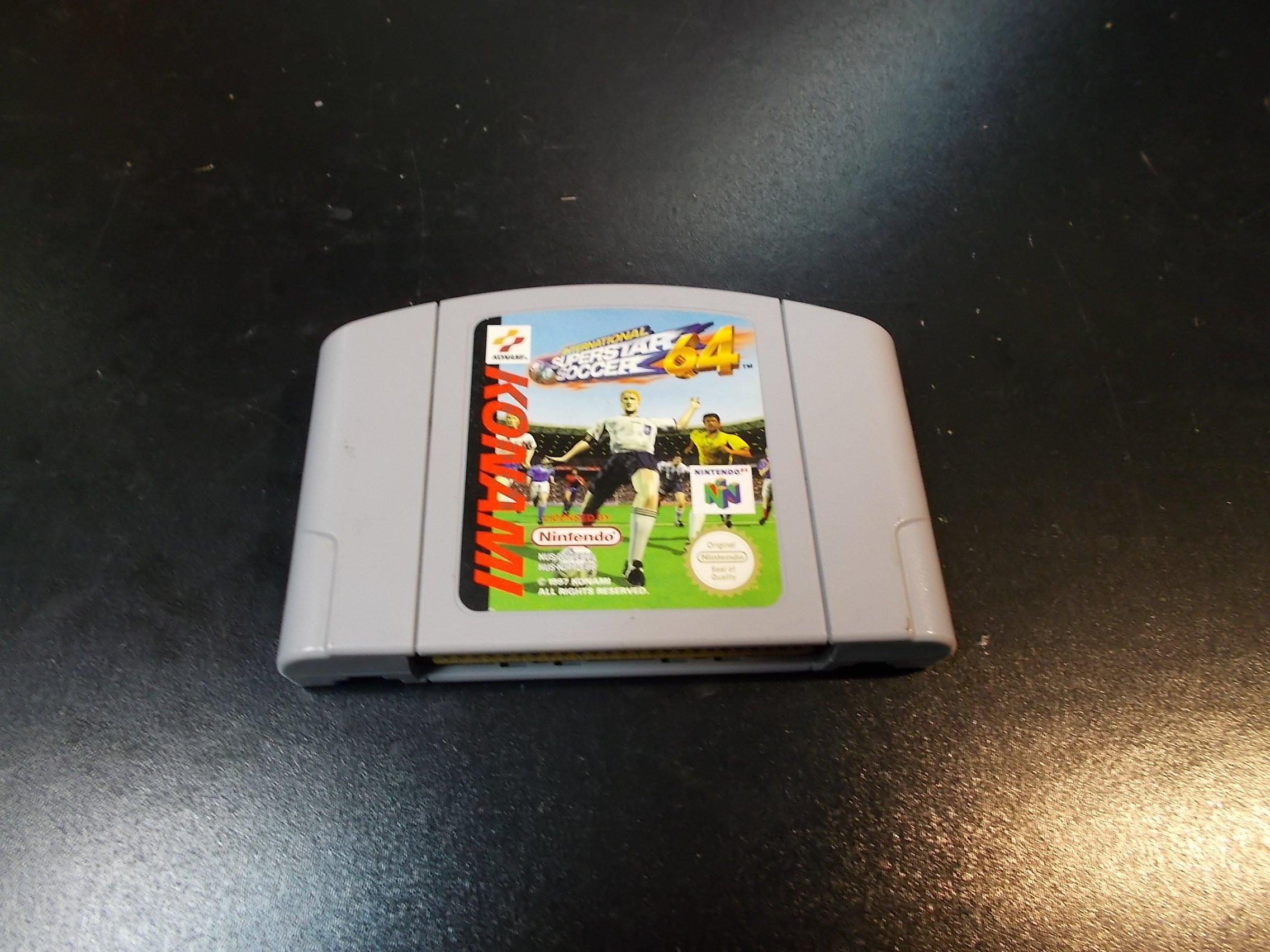 Superstar Soccer - GRA Nintendo 64 0263