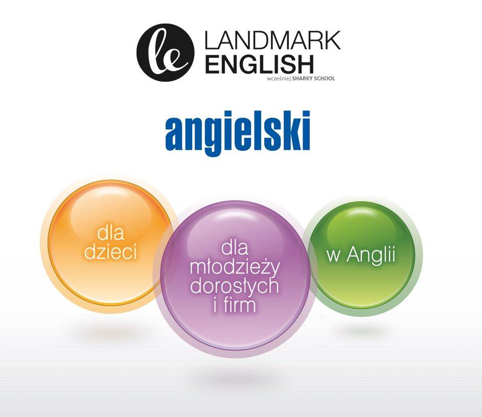 Szkoła Językowa Landmark English Opole