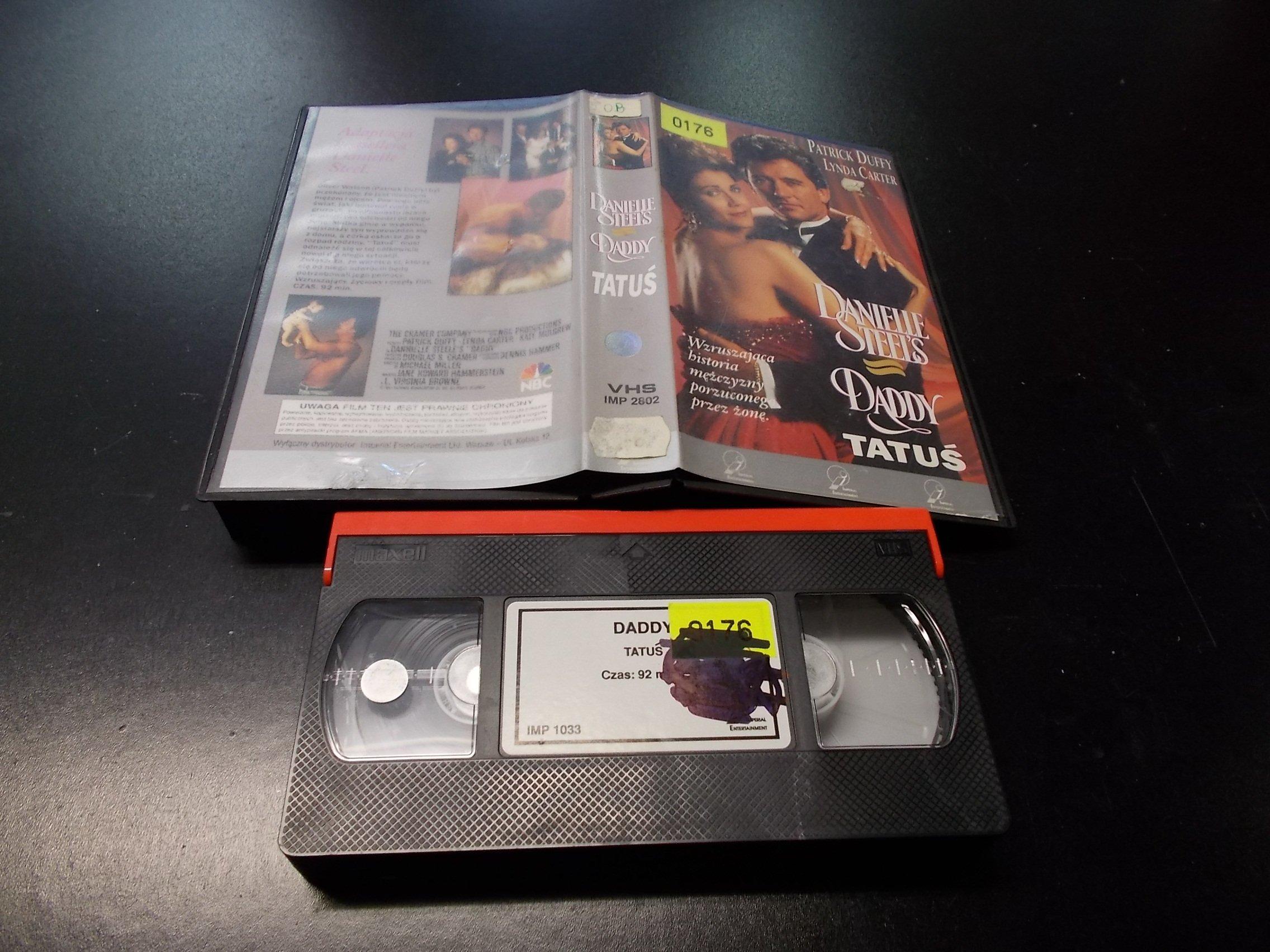 TATUŚ -  kaseta VHS - 1276 Opole - AlleOpole.pl