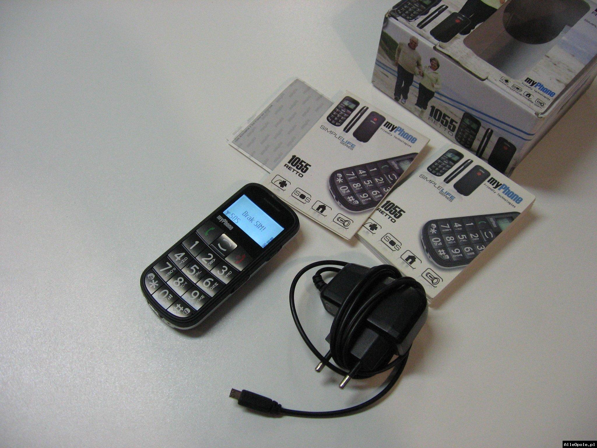 TELEFON MYPHONE 1055 RETTO - Opole