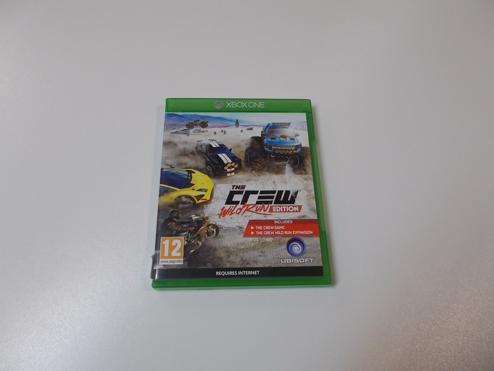 THE CREW Wild Of Run - GRA Xbox One - Opole 0462