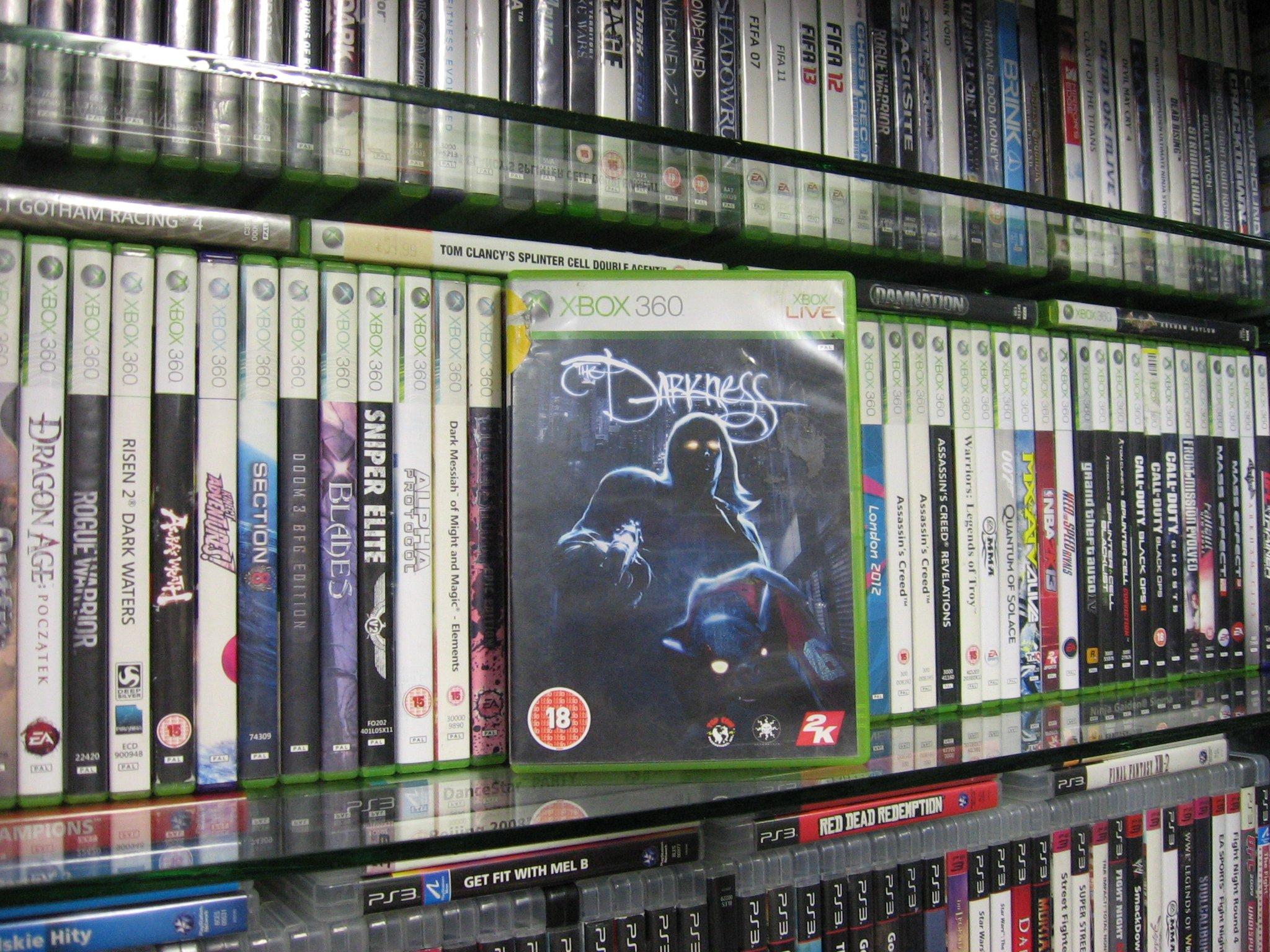 The Darkness - GRA XBOX 360 - Opole 0005