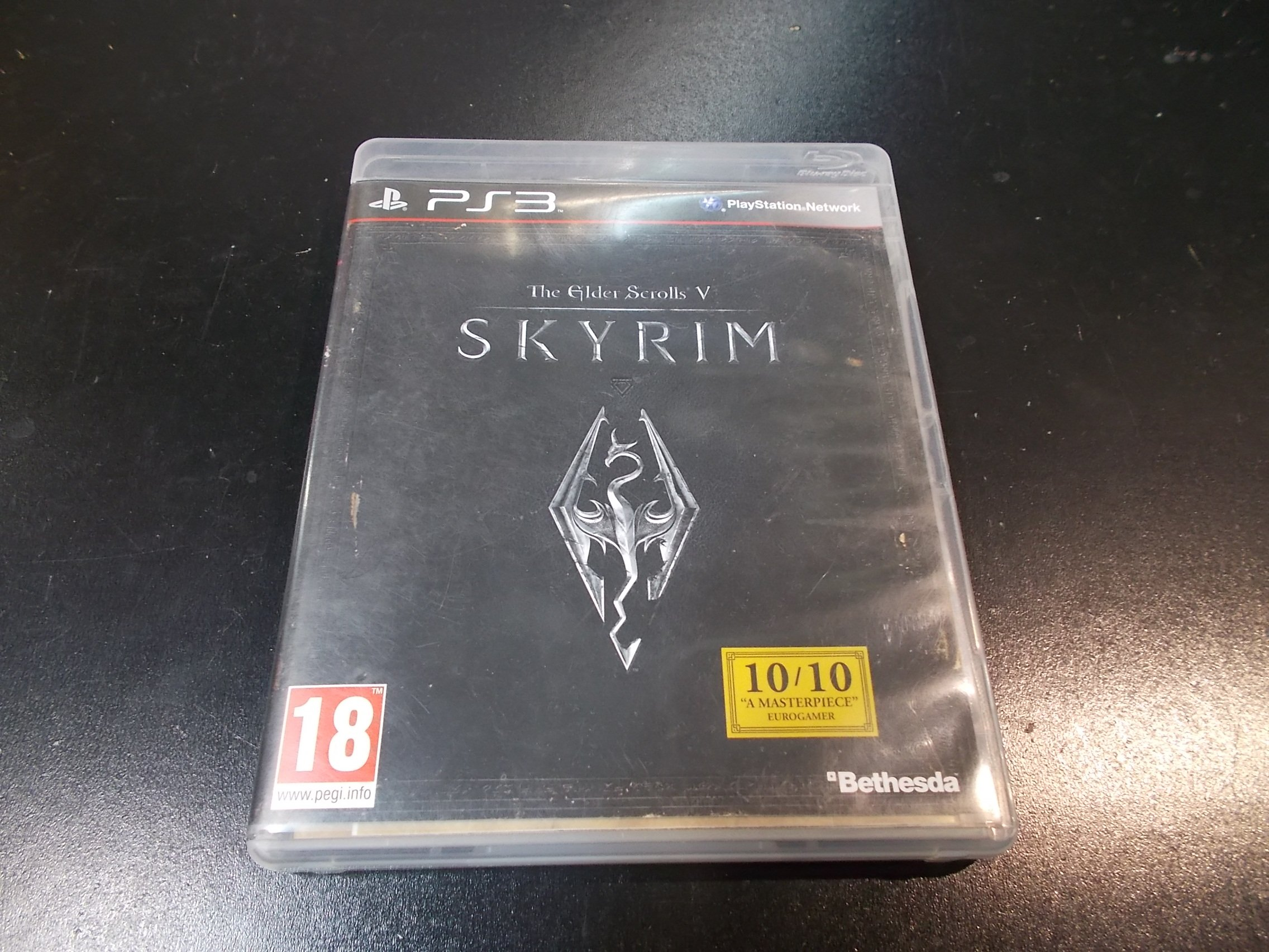 THE ELDERS SCROLLS V SKYRIM 5 - GRA Ps3 Sklep