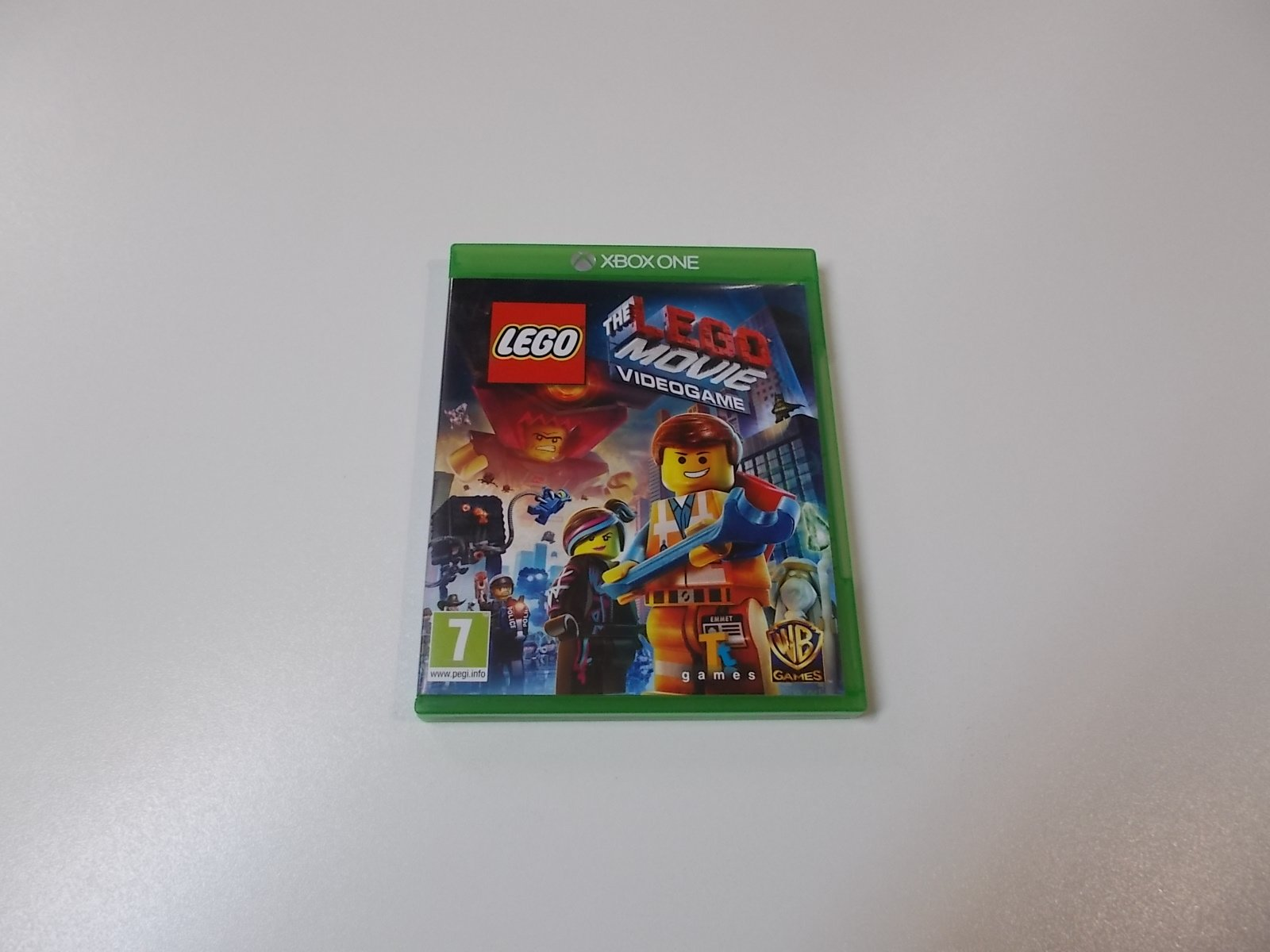 THE LEGO MOVIE VIDEOGAME - GRA Xbox One - Opole 0461