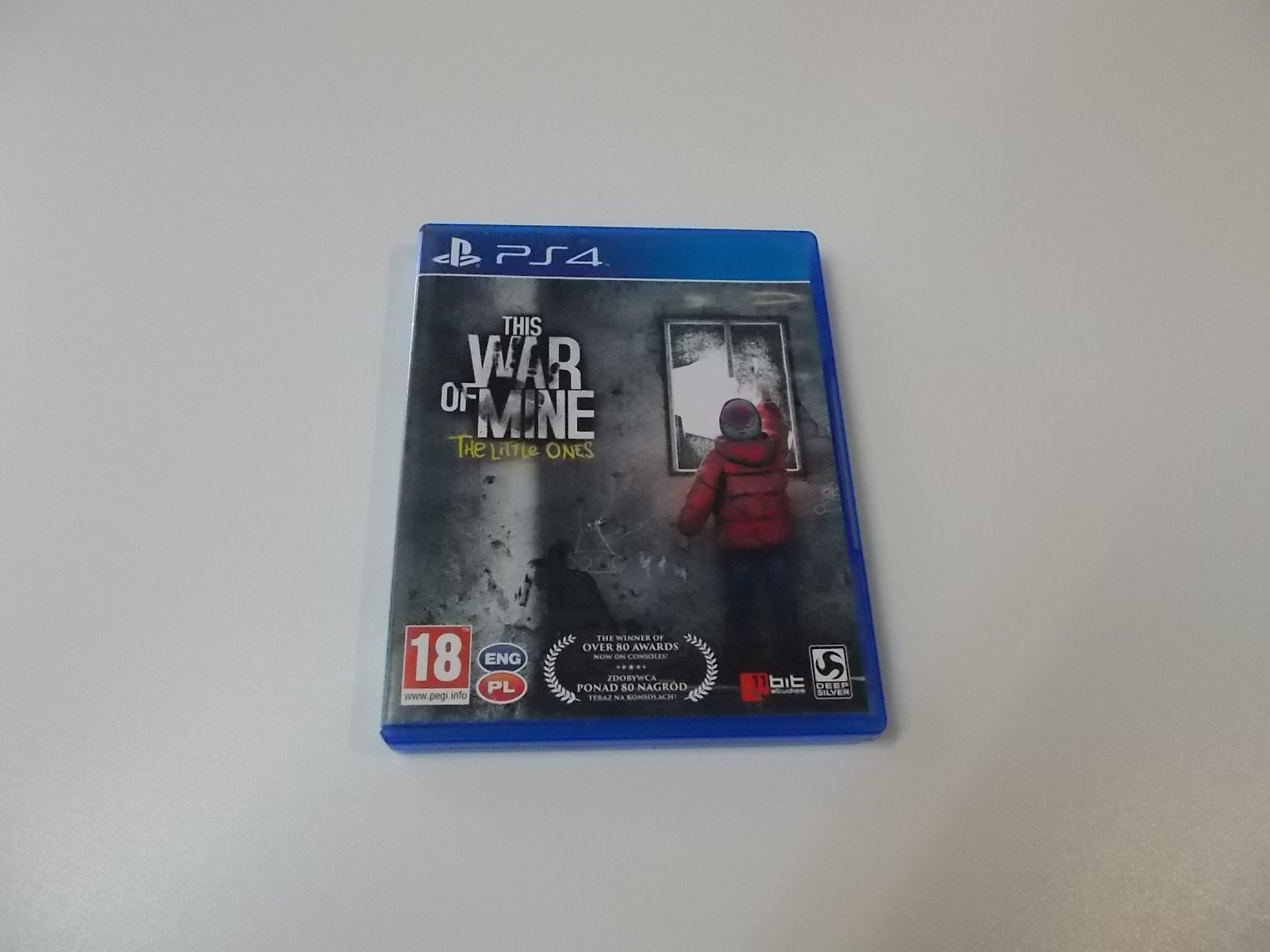 THIS WAR OF MINE The Little Ones - GRA Ps4 - Opole 0455