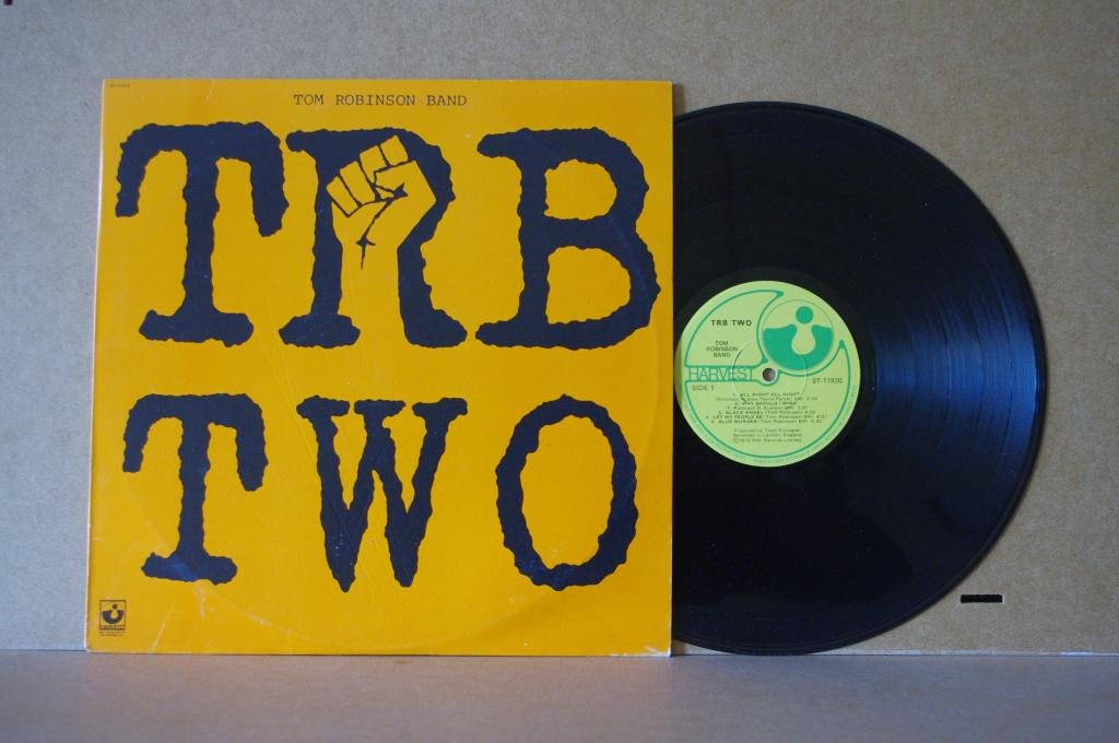 TOM ROBINSON BAND TRB TWO LP446
