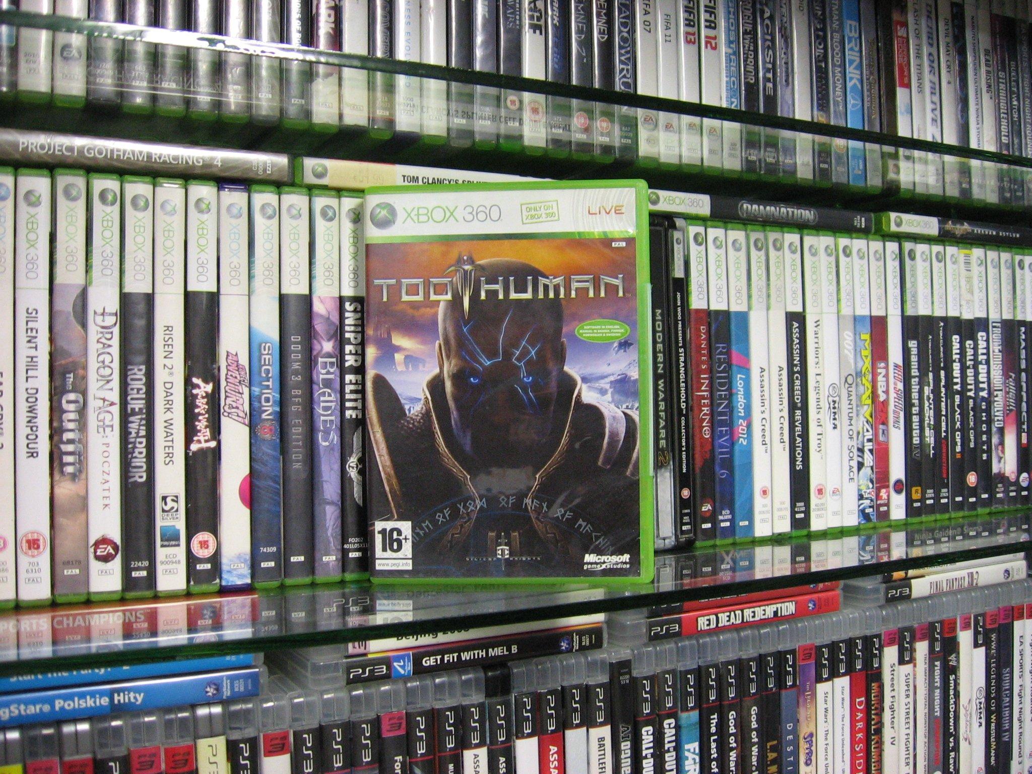 Too Human - GRA  XBOX 360 - Opole 0011