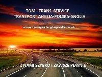 TRANSPORT-PRZEPROWADZKI DO/Z POLSKI