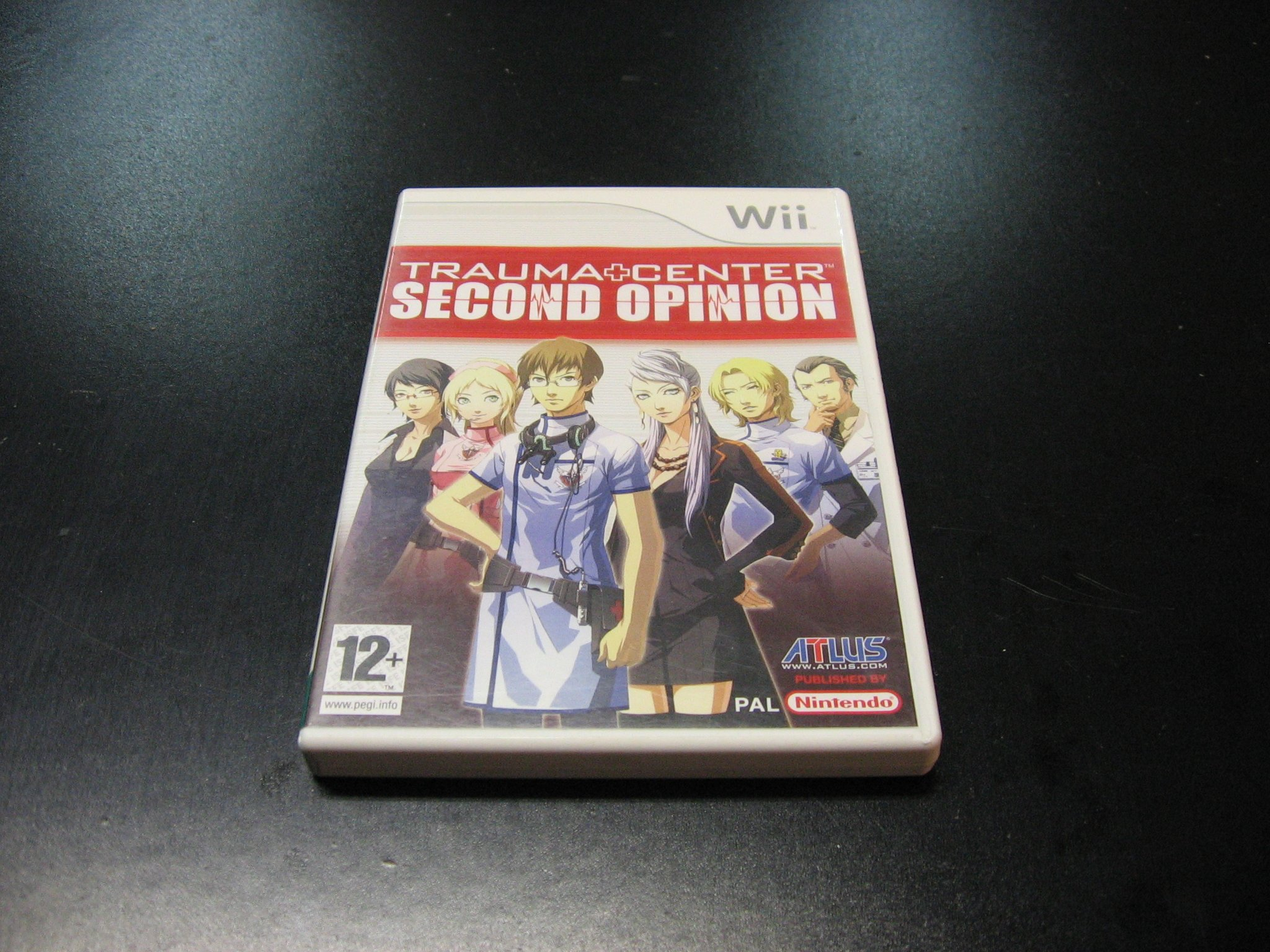 TRAUMA CENTER SECOND OPINION - GRA Nintendo Wii Sklep