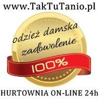 TakTuTanio - hurtownia online modna odzież damska www.taktutanio.pl