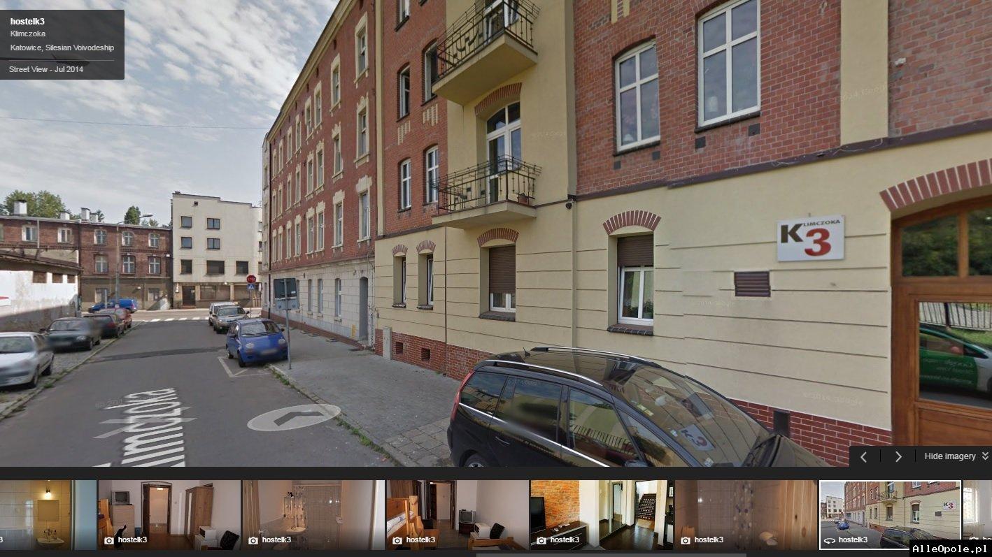 Tanie nocleg w Katowicach HostelK3