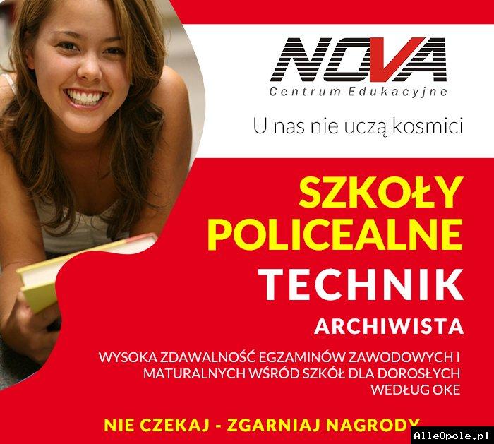 Technik ARCHIWISTA - darmowy kierunek w NOVA