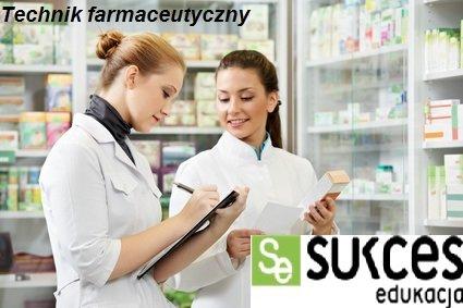 Technik Farmaceutyczny ! NAJBARDZIEJ POŻĄDANY ZAWÓD! ZAPISZ SIĘ !