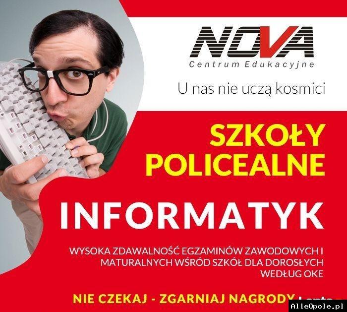 Technik informatyk ZA DARMO w NOVA