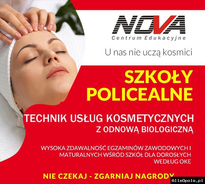 Technik usług kosmetycznych z ODNOWĄ BIOLOGICZNĄ