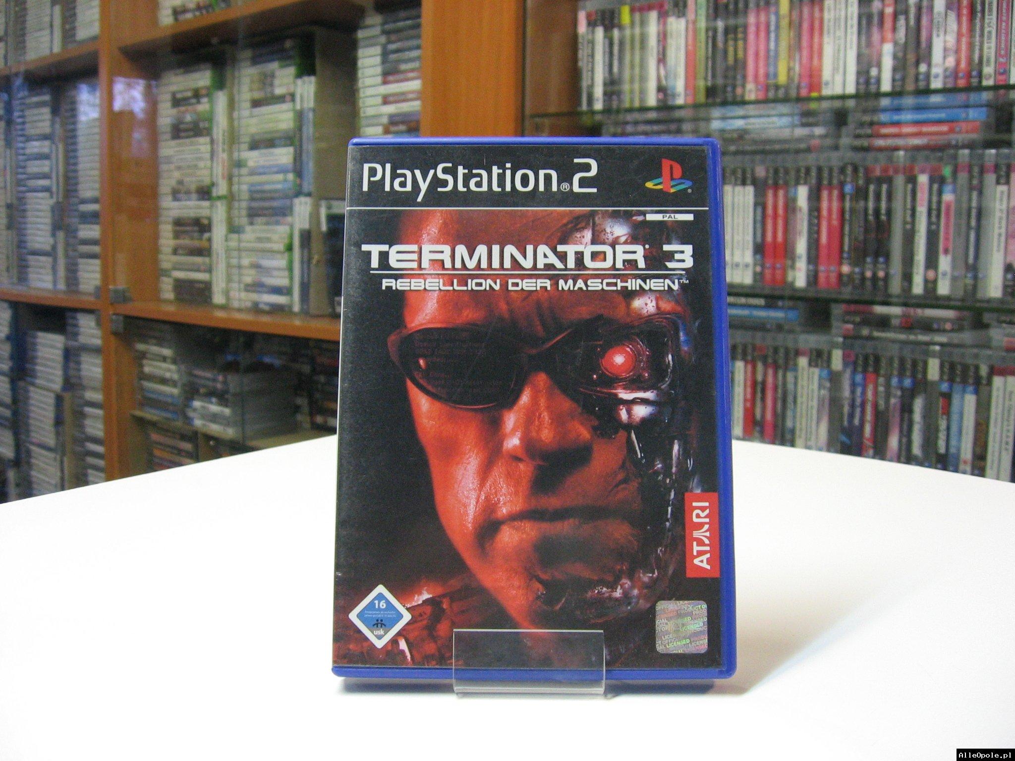 Terminator 3 - GRA Ps2 - Opole 0564