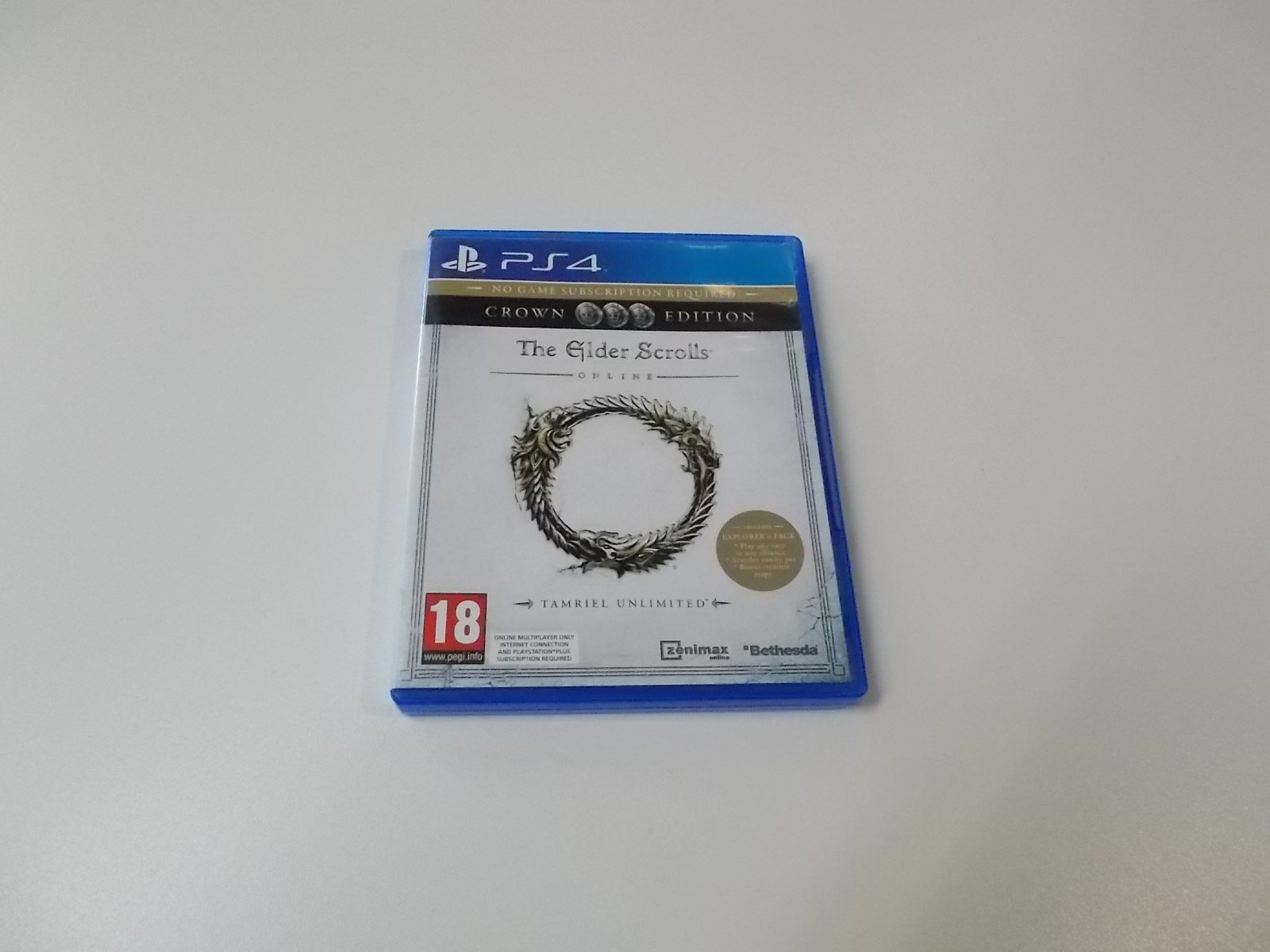 The Elder Scrolls Online - GRA Ps4 - Opole 0451