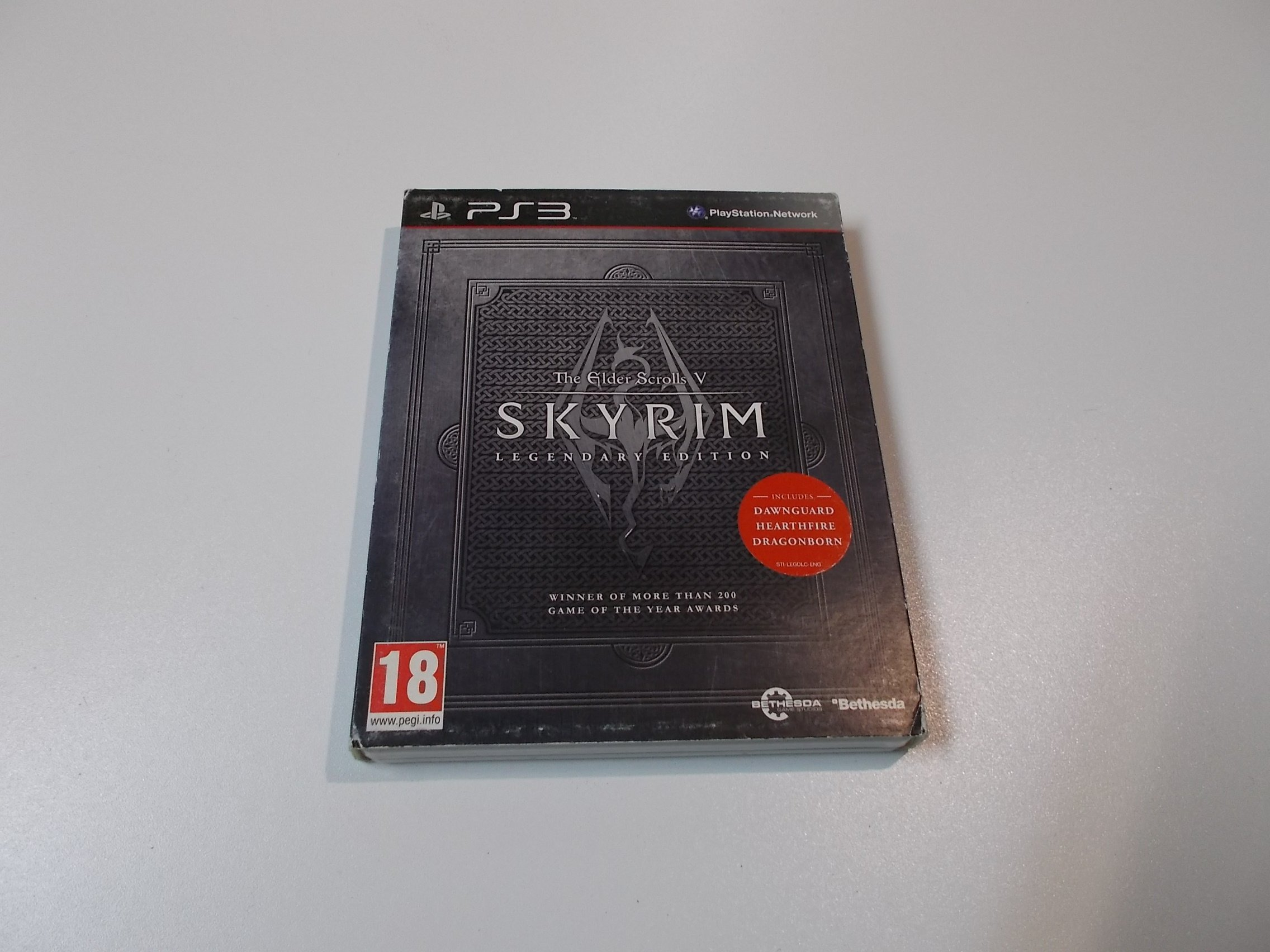 The Elder Scrolls V Skyrim - GRA Ps3 - Sklep