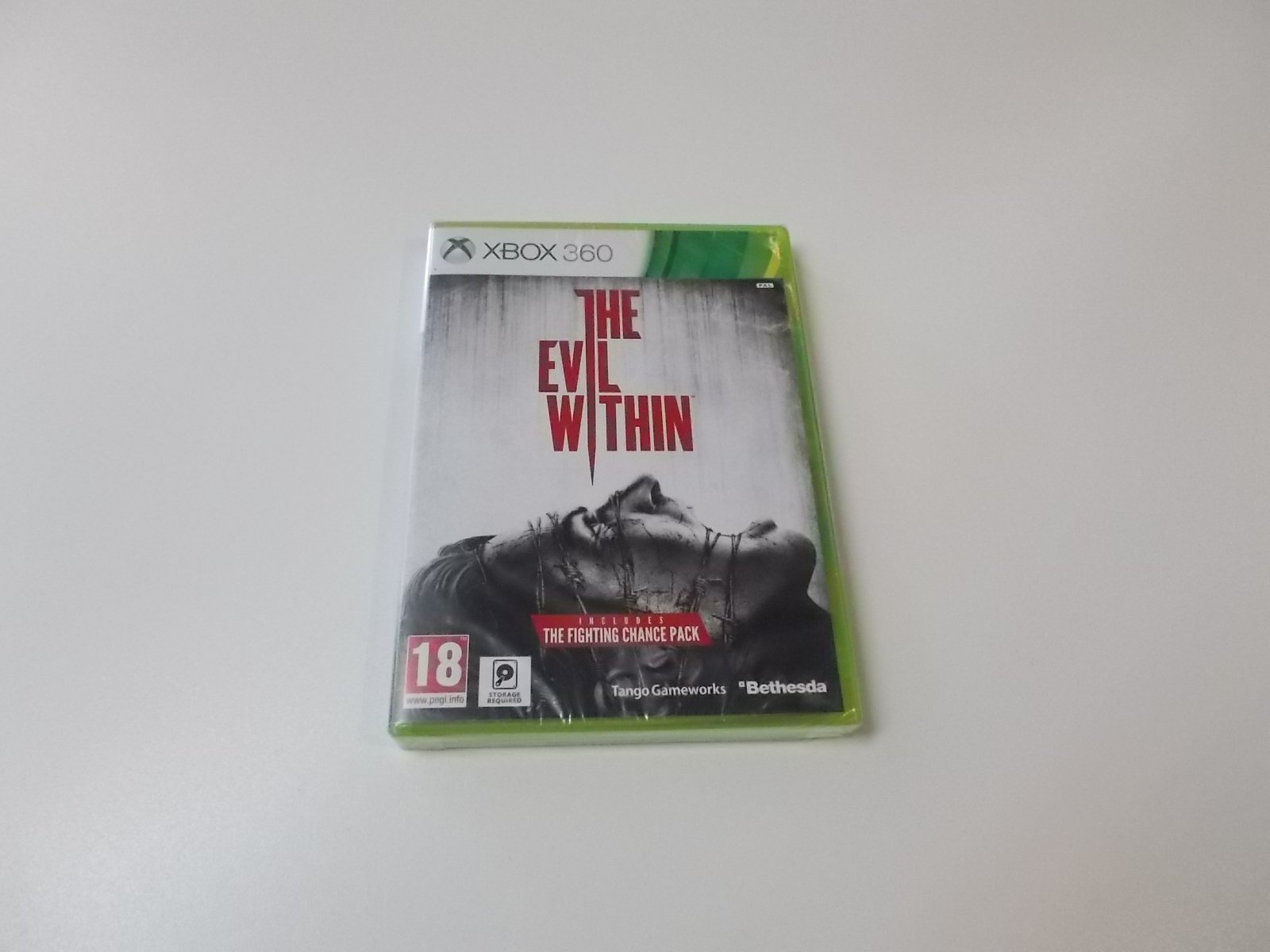 The Evil Within - GRA Xbox 360 - Opole 0439