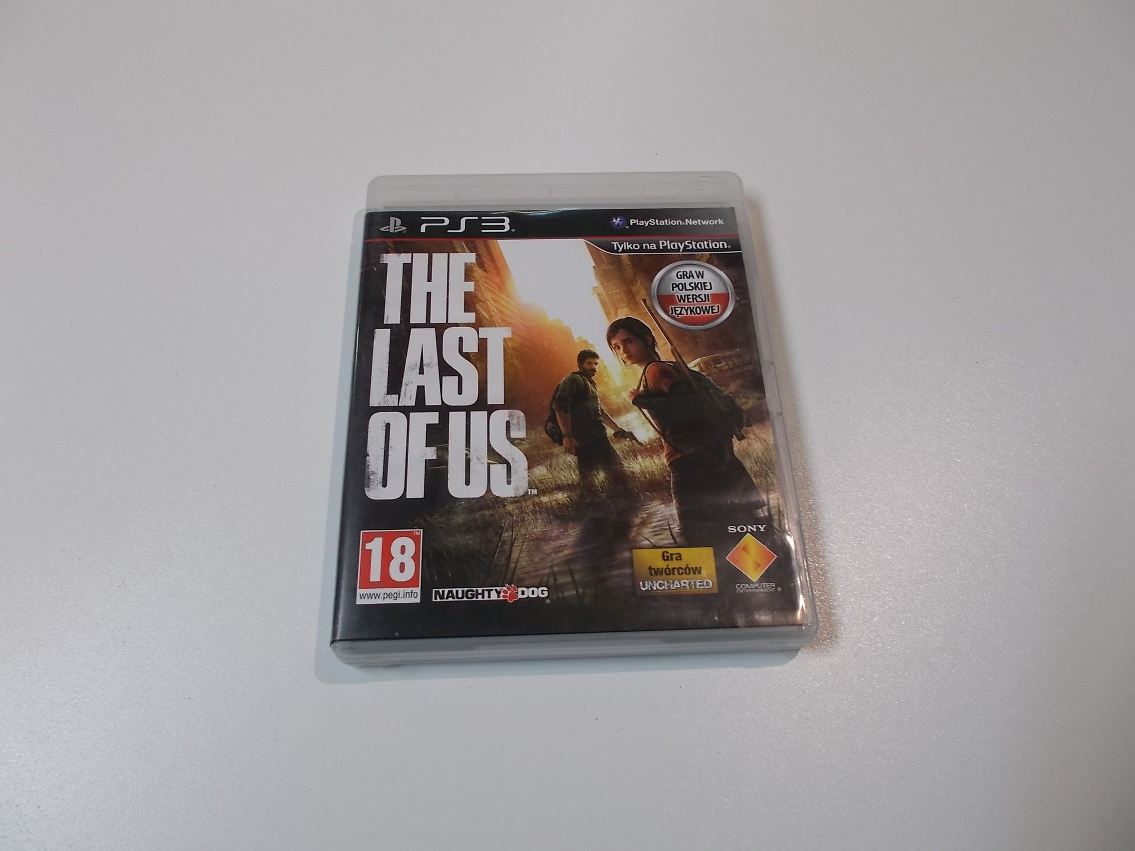 The Last of Us - GRA Ps3 - Sklep