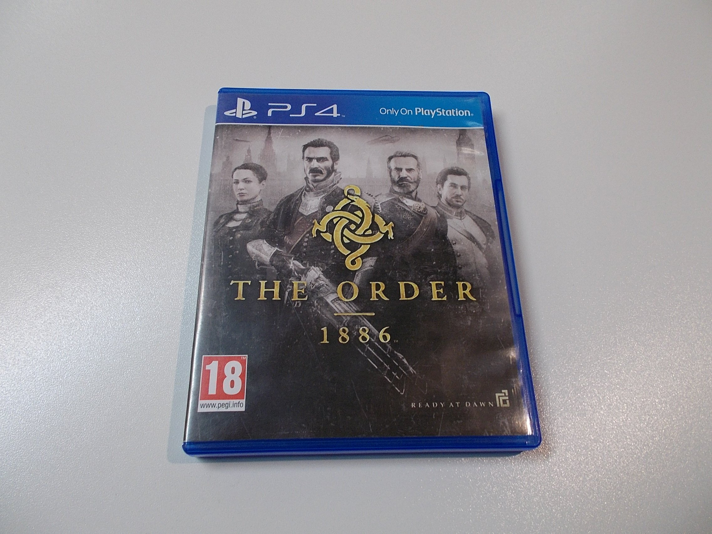 The Order 1886 - GRA Ps4 - Sklep