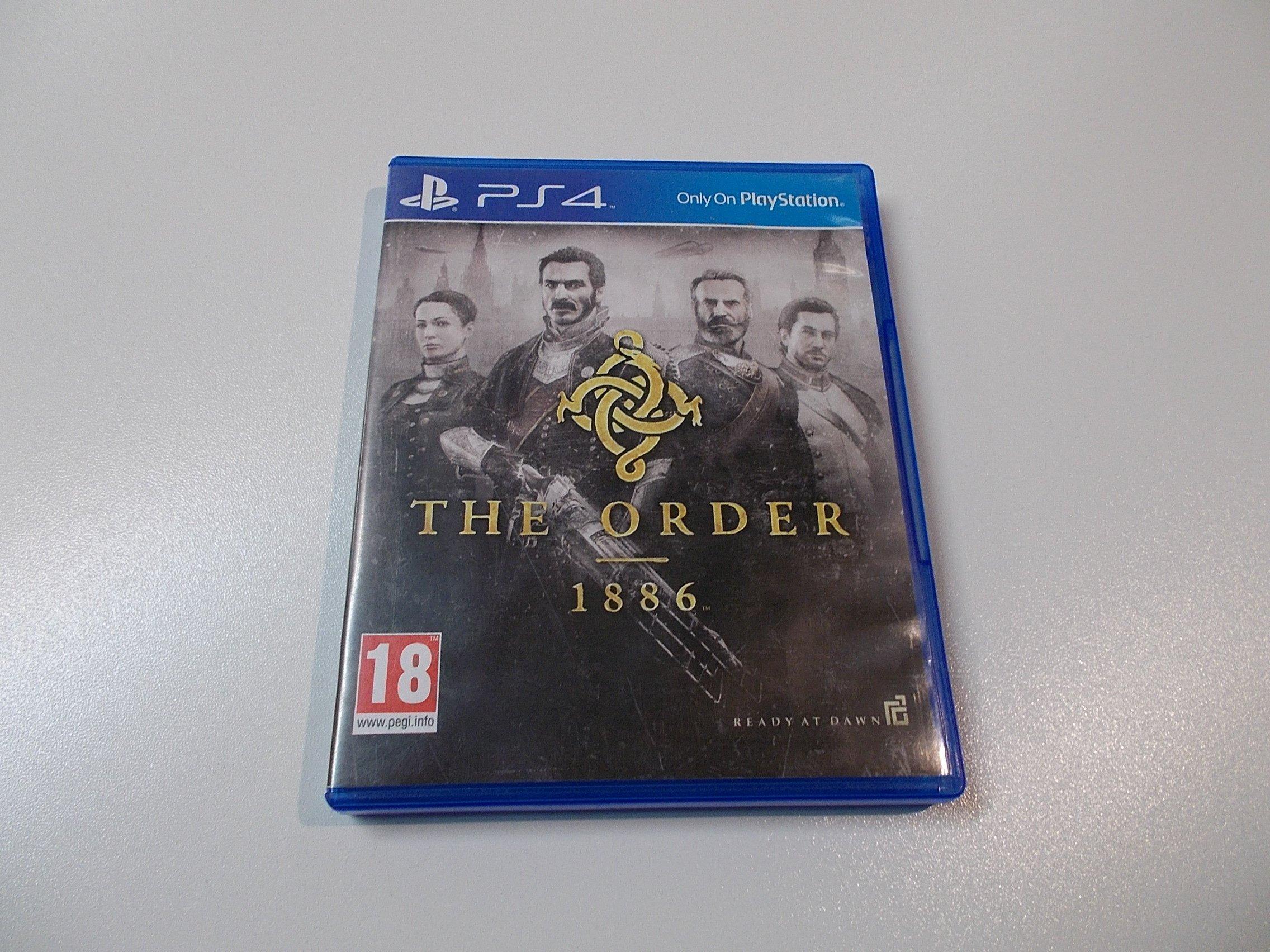 The Order 1886 - GRA Ps4 - Sklep