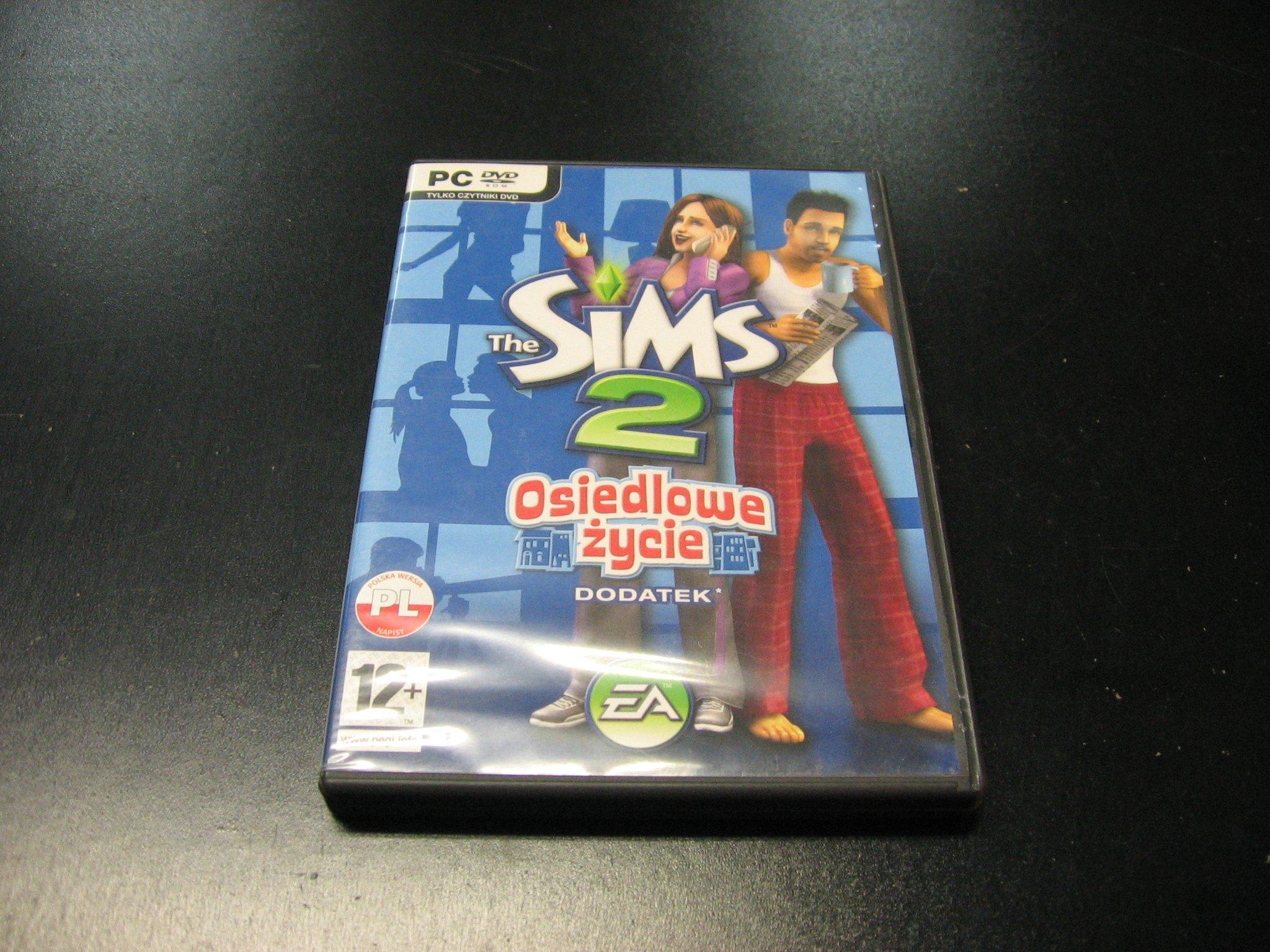 The Sims 2 Osiedlowe Życie PL - GRA PC 0123