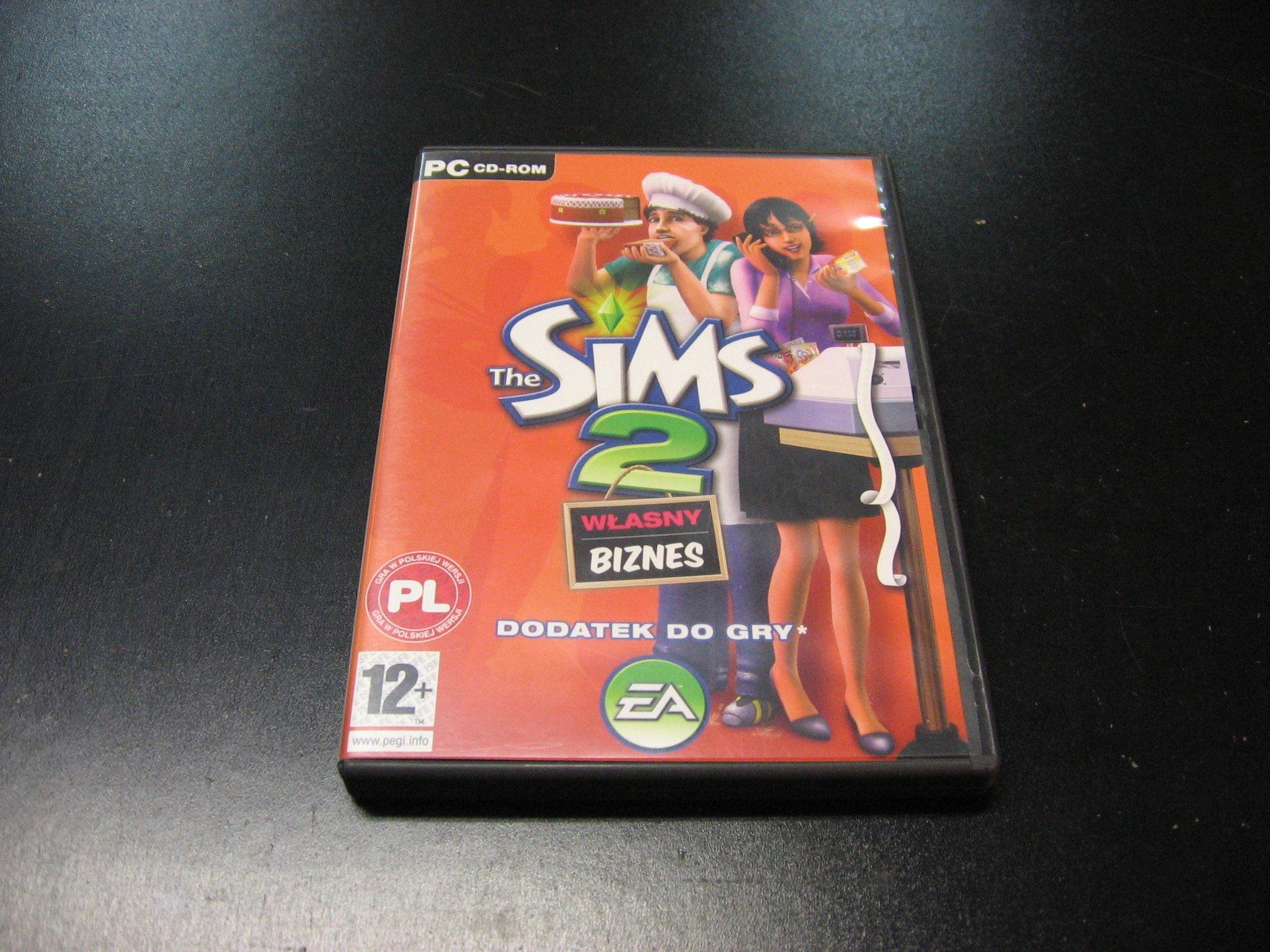 The Sims 2 Własny biznes PL - GRA PC Opole 0119