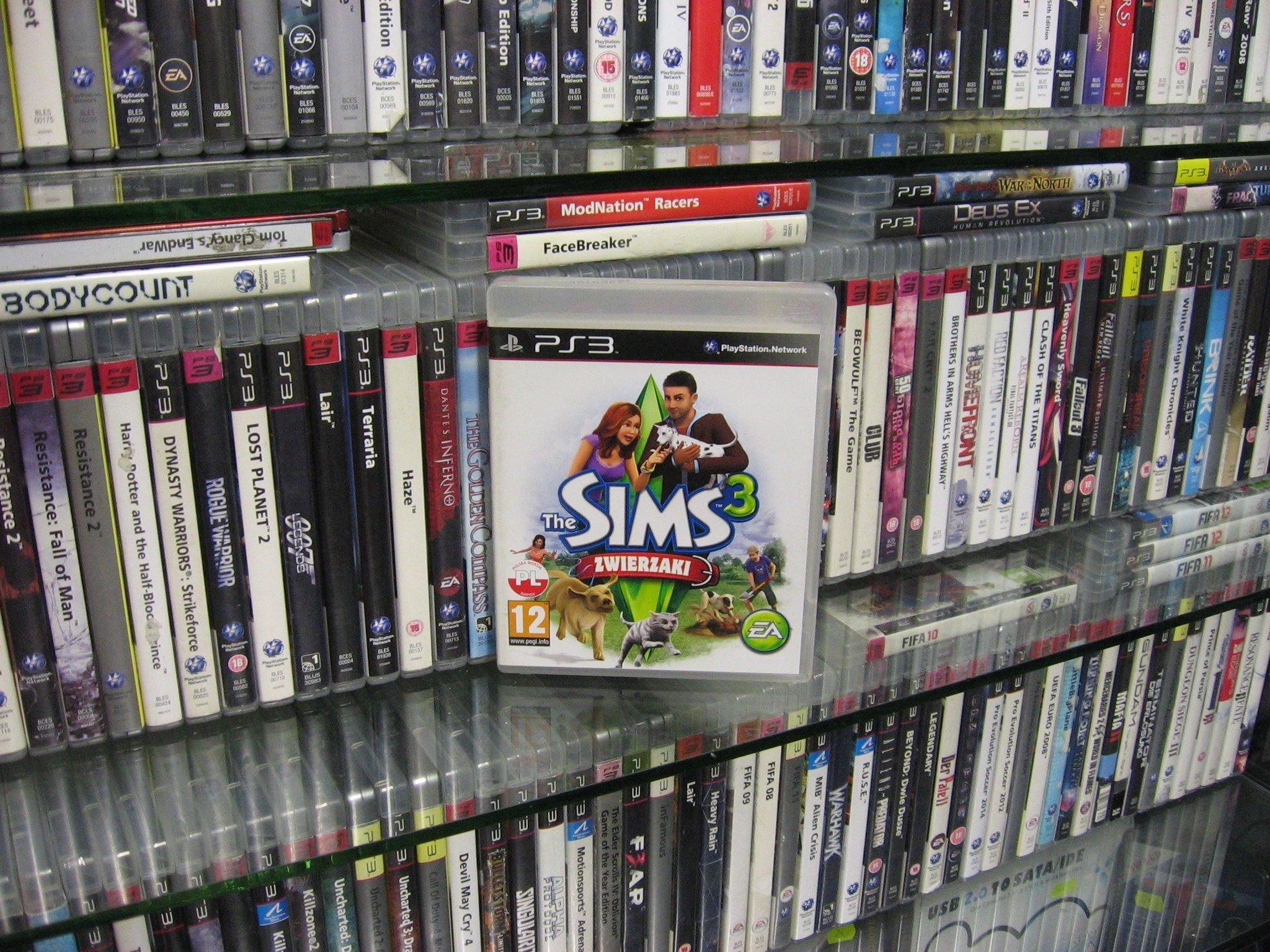 The Sims 3 Zwierzaki PL - GRA PS3 Opole 0042