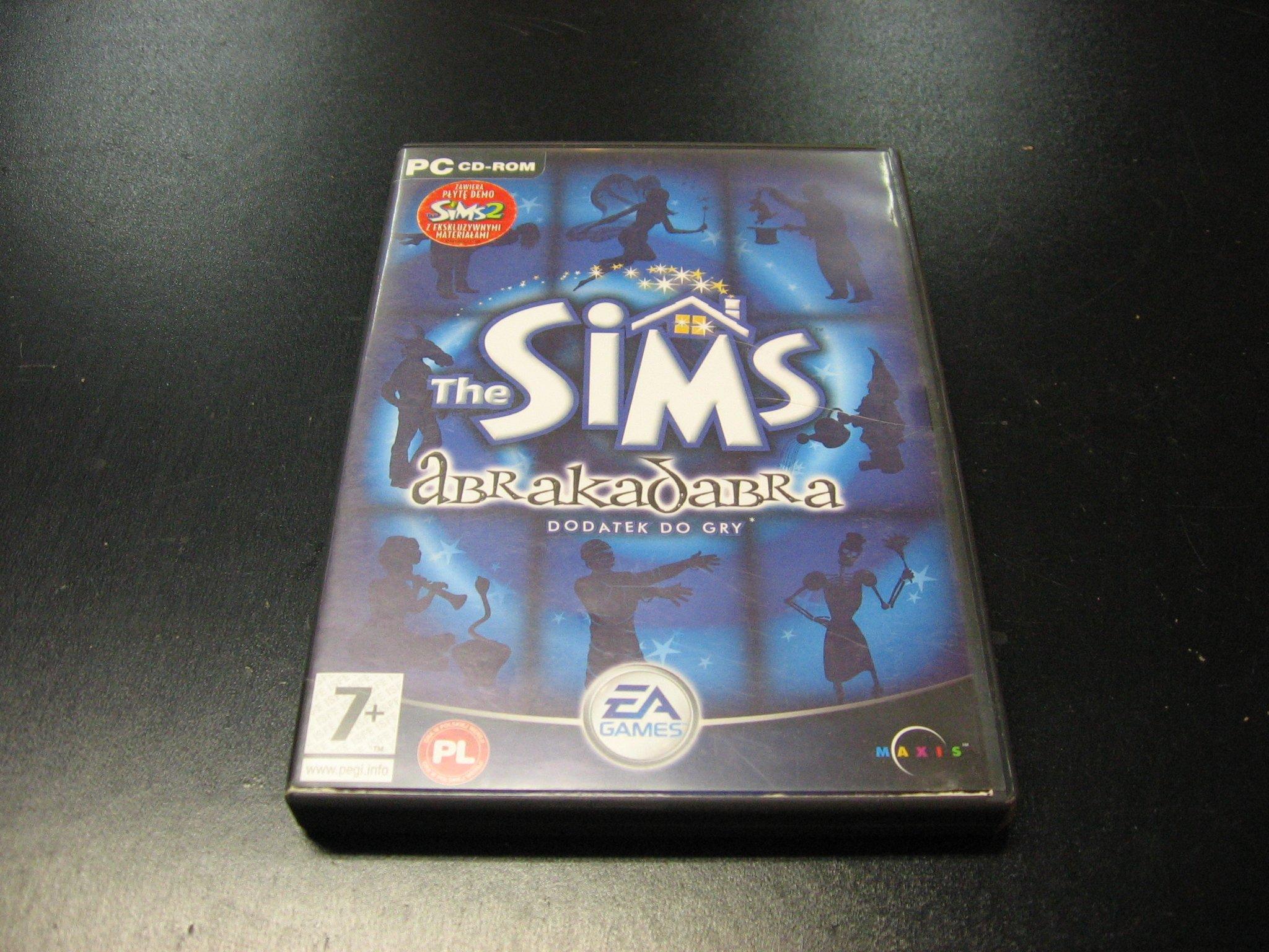 The Sims Abrakadabra PL - GRA PC Sklep
