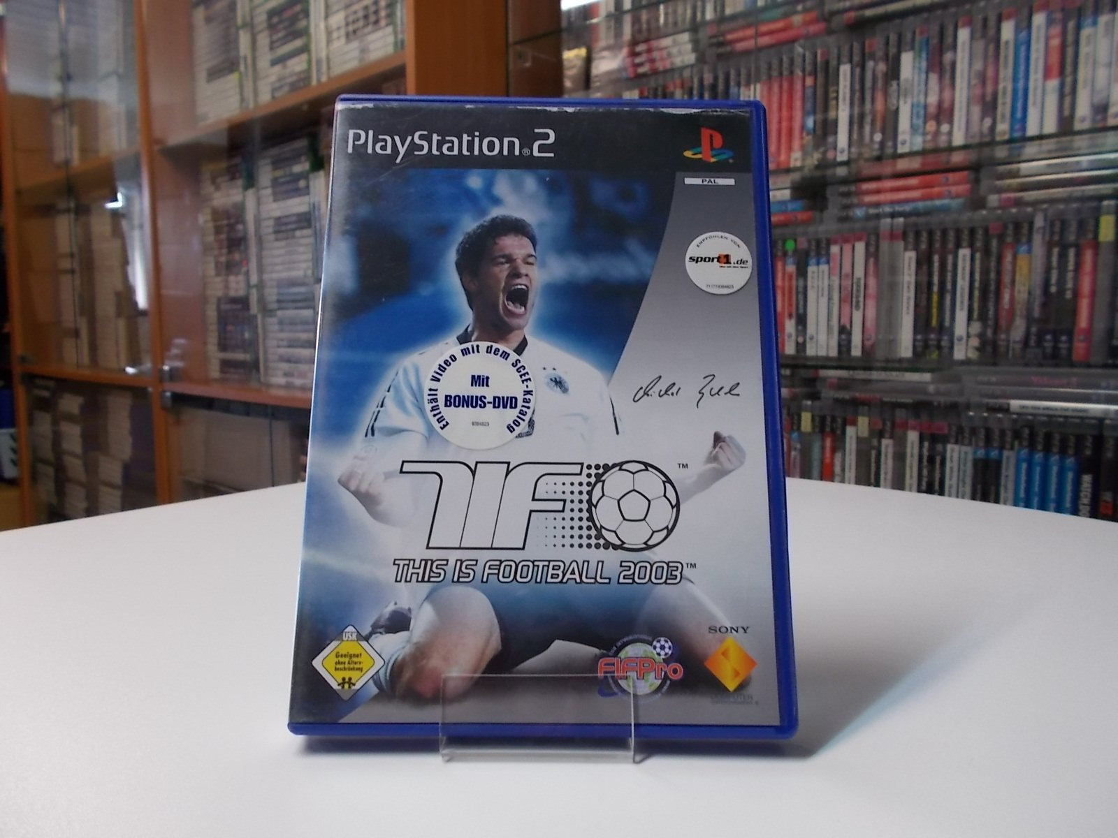 This is Football 2003 - GRA Ps2 - Opole 0500