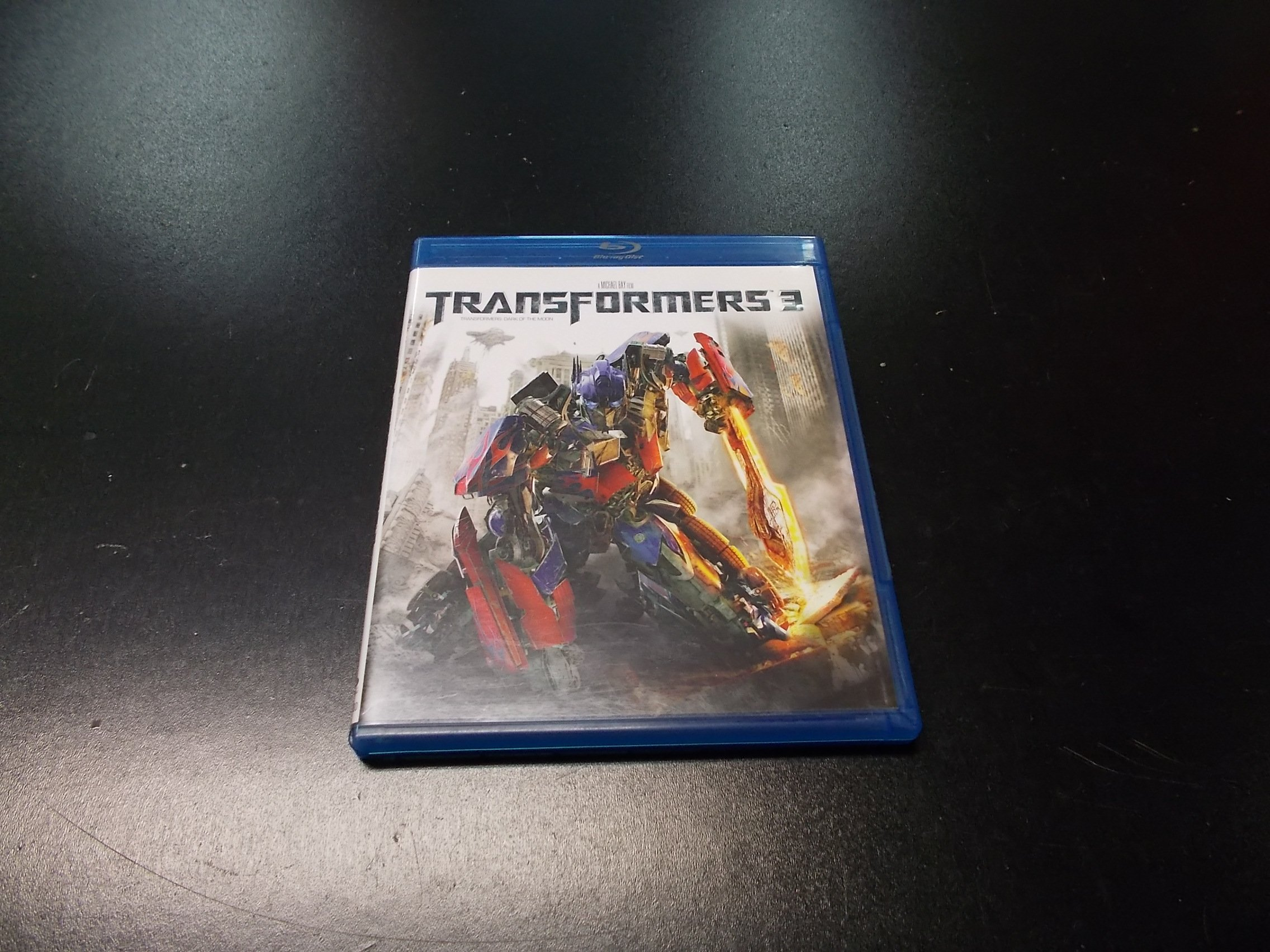 Transformers 3 PL - Blu-ray - Sklep
