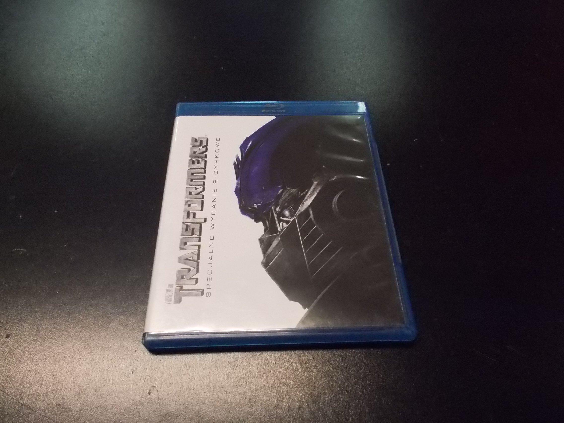 Transformers PL - Blu-ray - Sklep