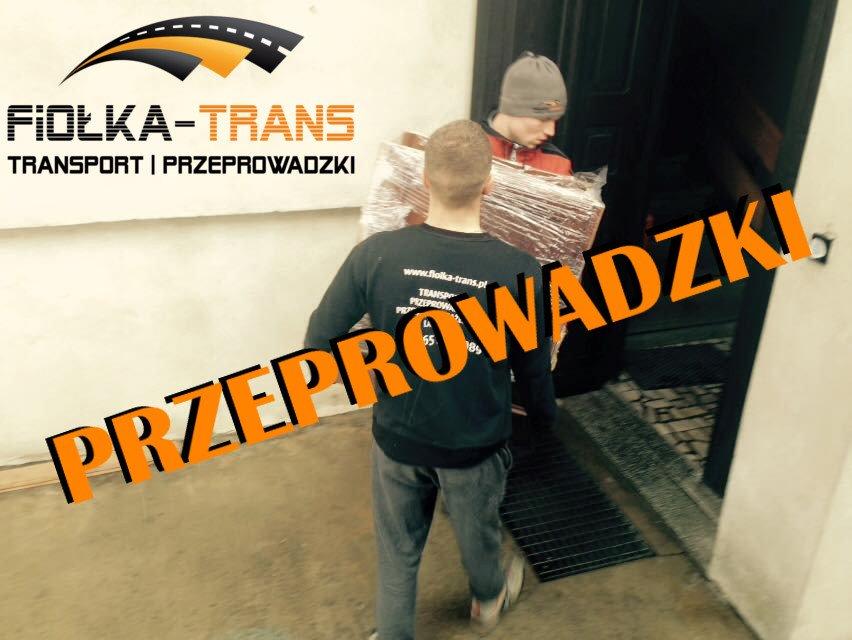 Transport Przeprowadzki Opole Nysa Krapkowice +PL + EU