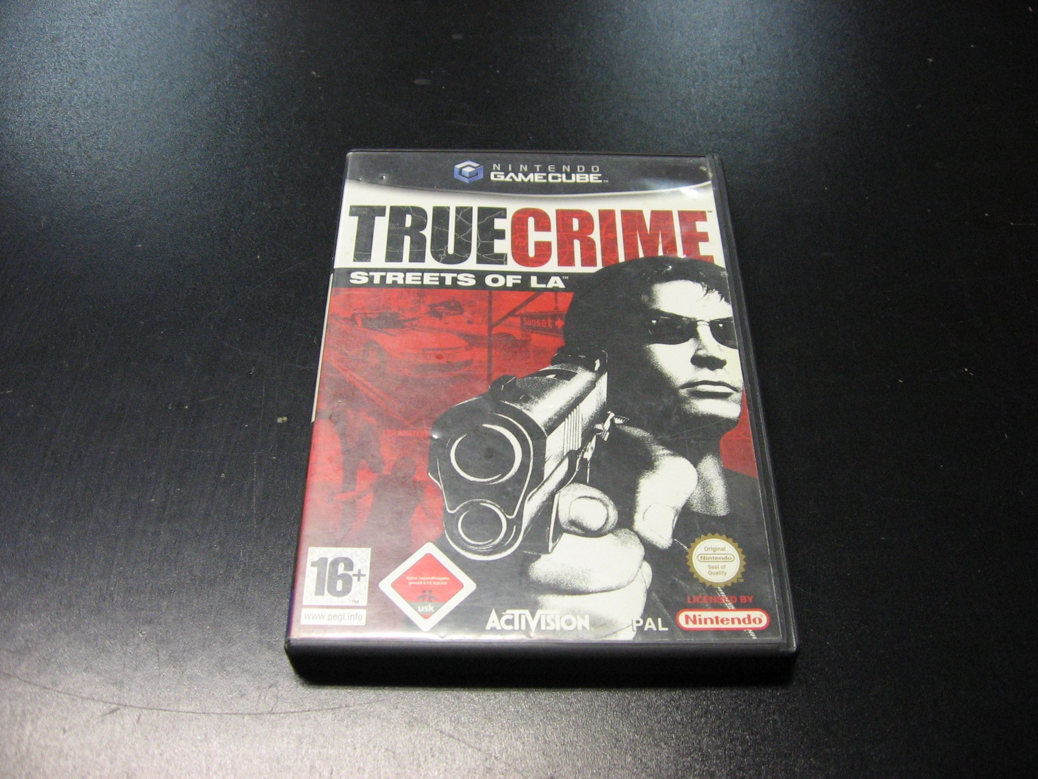 True Crime Streets of LA - GRA Nintendo GameCube Sklep