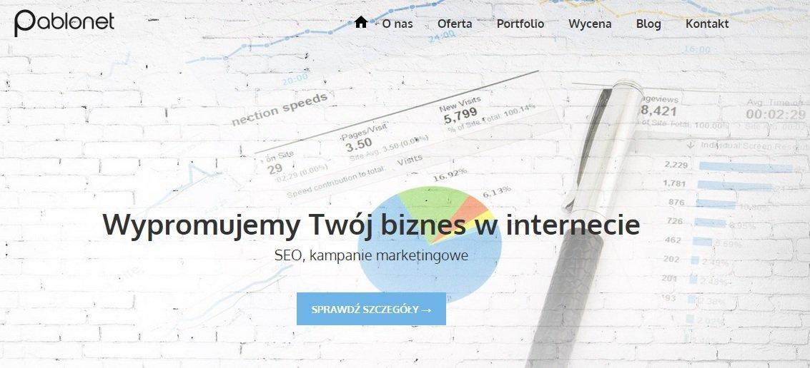 Tworzenie stron www, sklepy internetowe