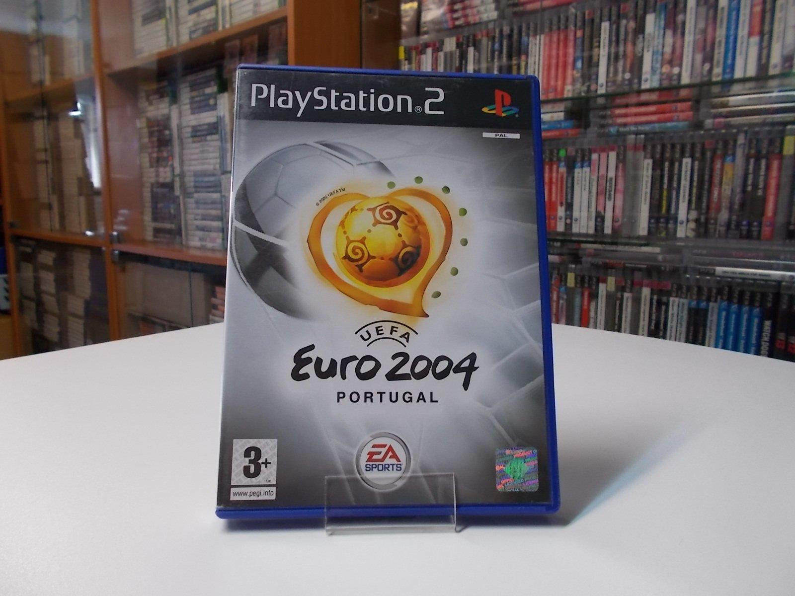 UEFA EURO 2004 PORTUGAL - GRA Ps2 - Opole 0502